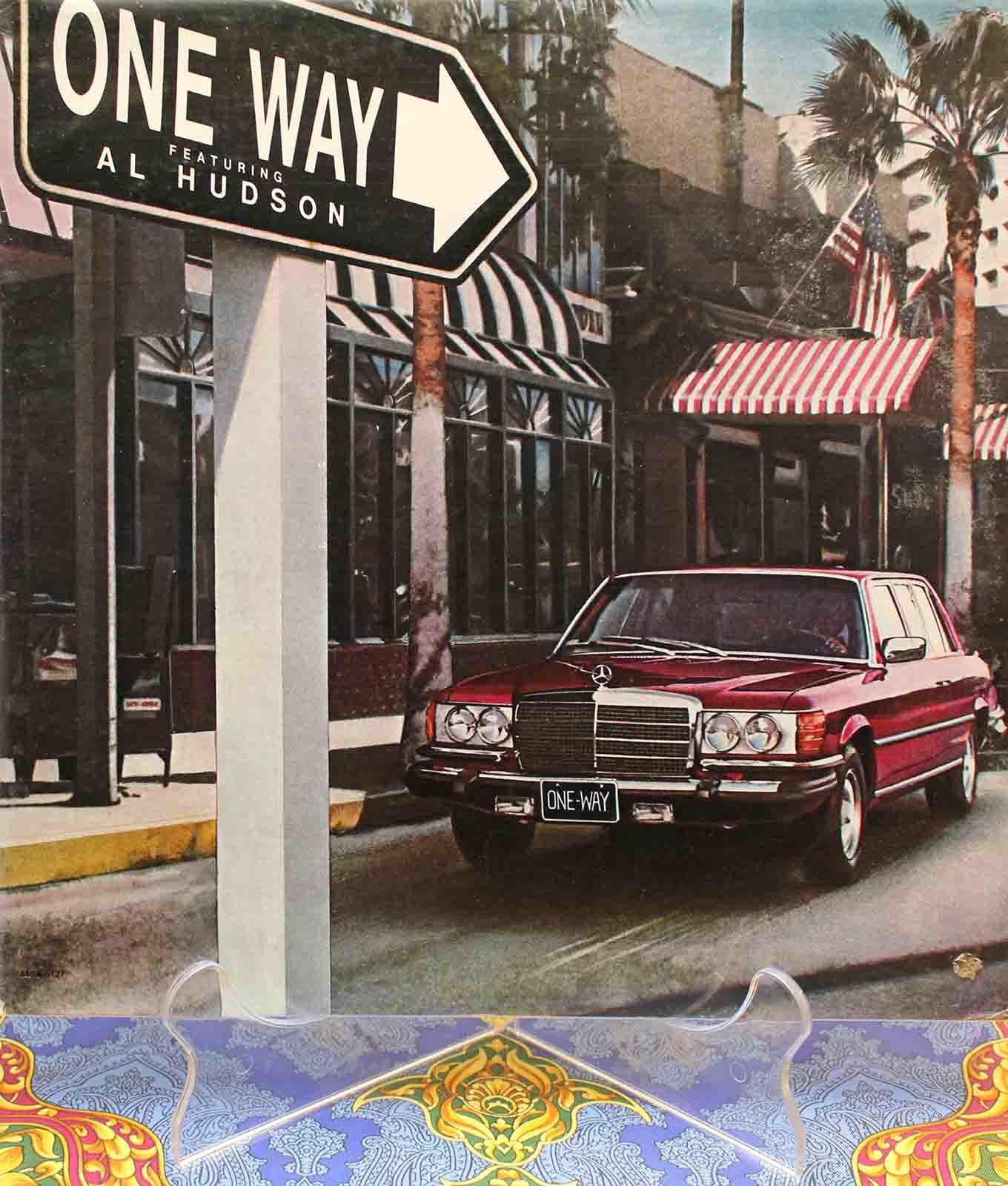 One Way 2nd LP 01
