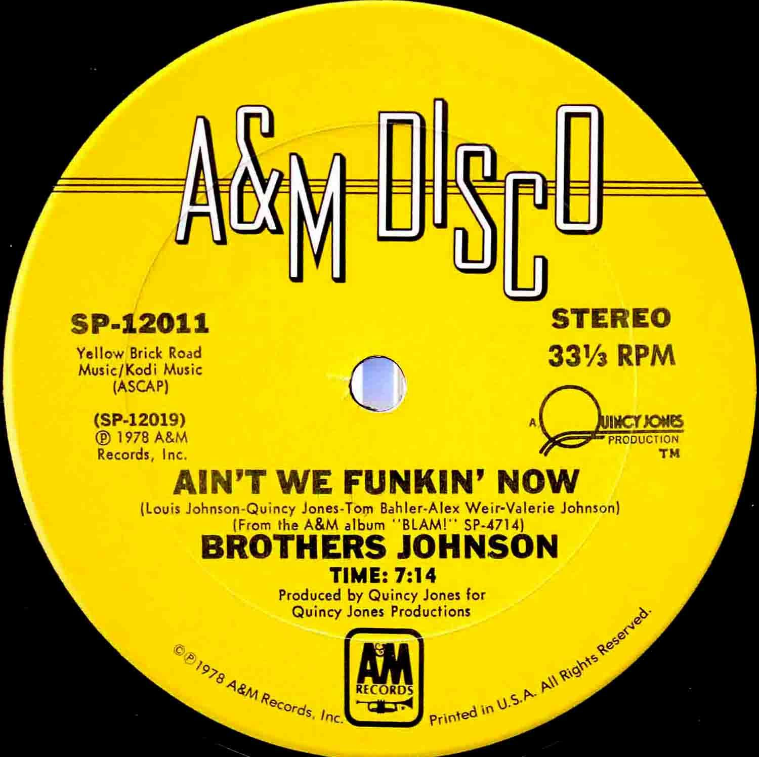 Brothers Johnson - Aint We Funkin Now 03