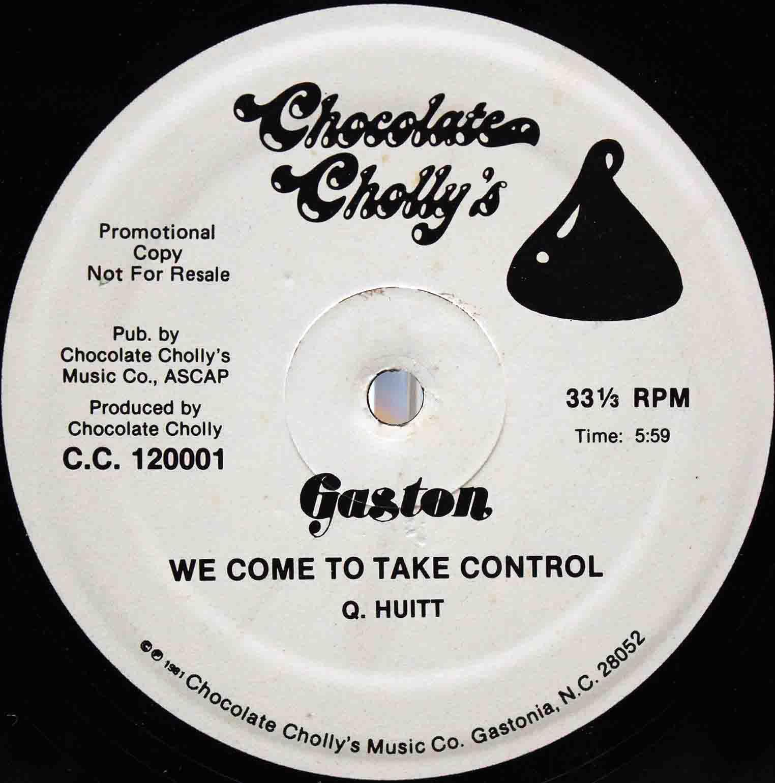 Gaston We Come To Take Control 02