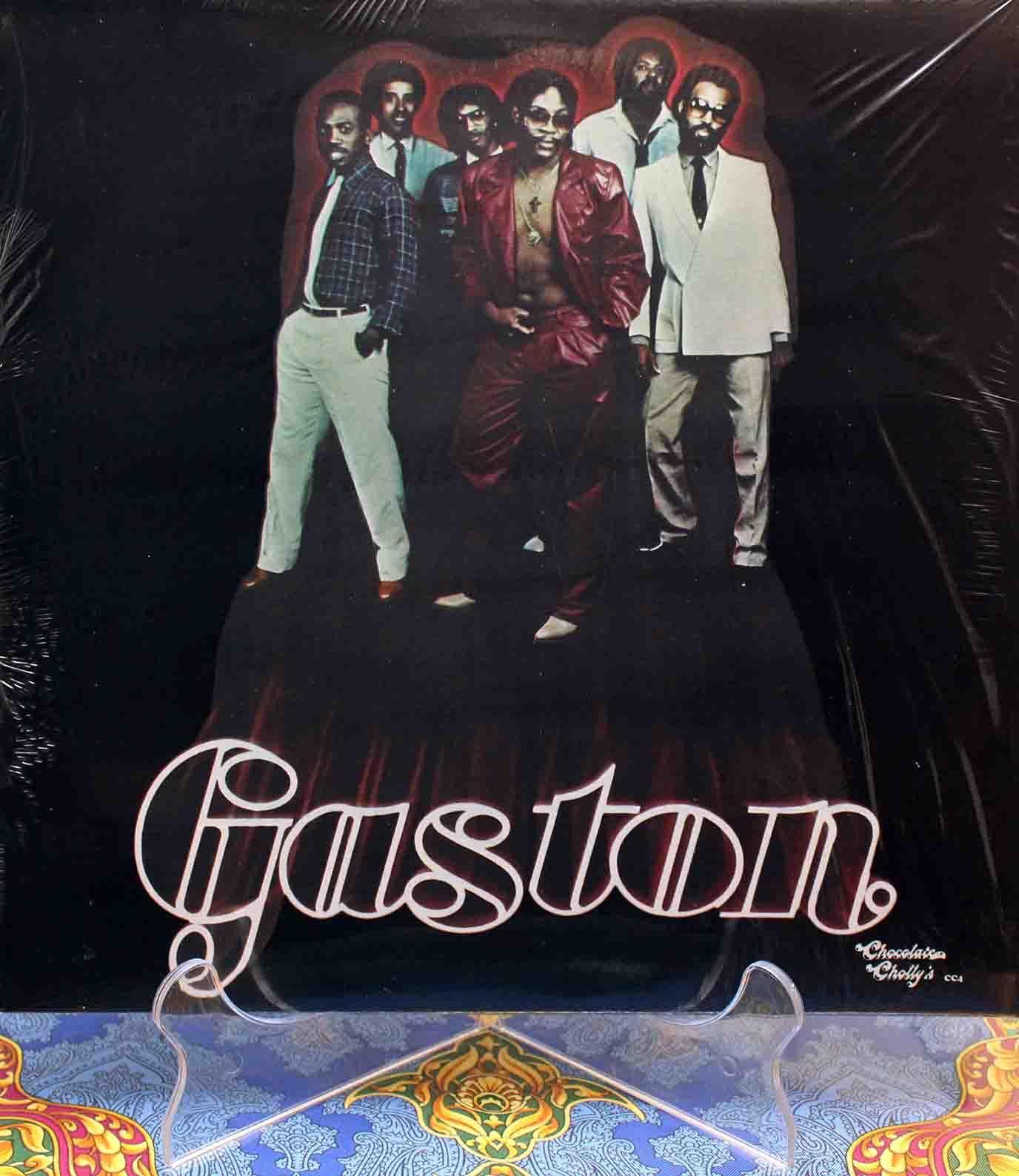 Gaston LP 01