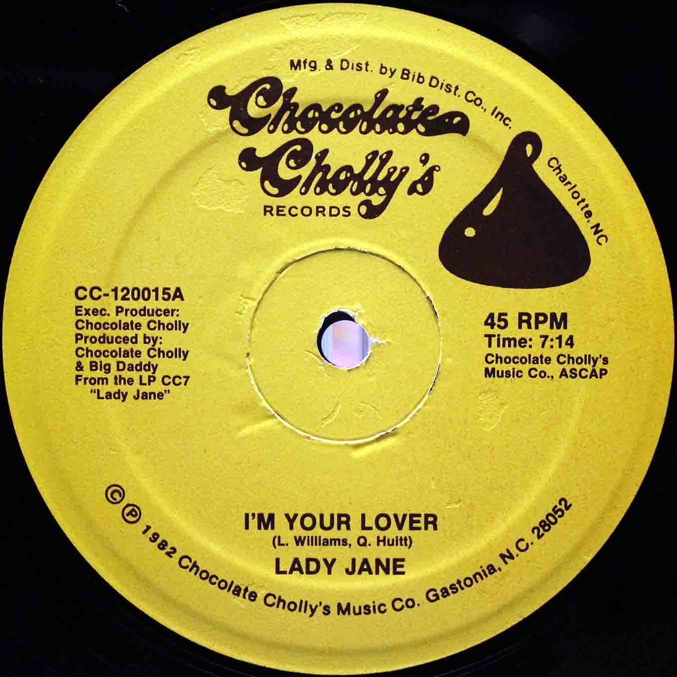 Lady Jane - Im Your Lover 03