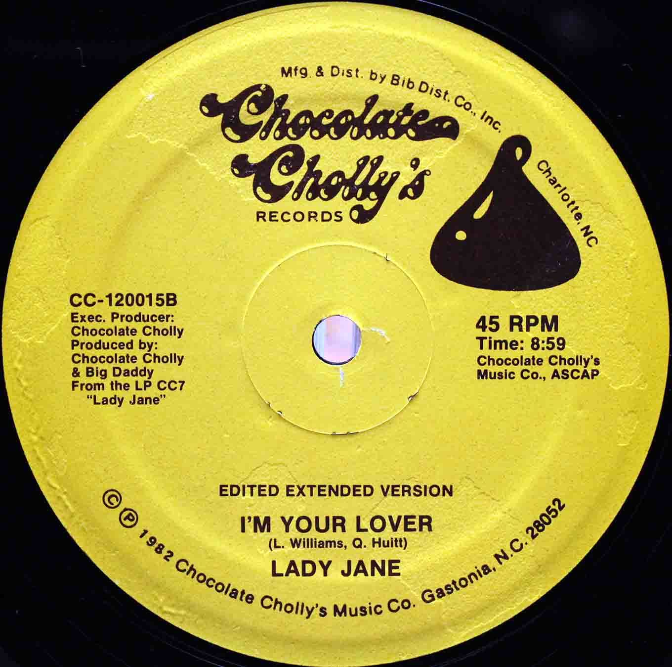 Lady Jane - Im Your Lover 04