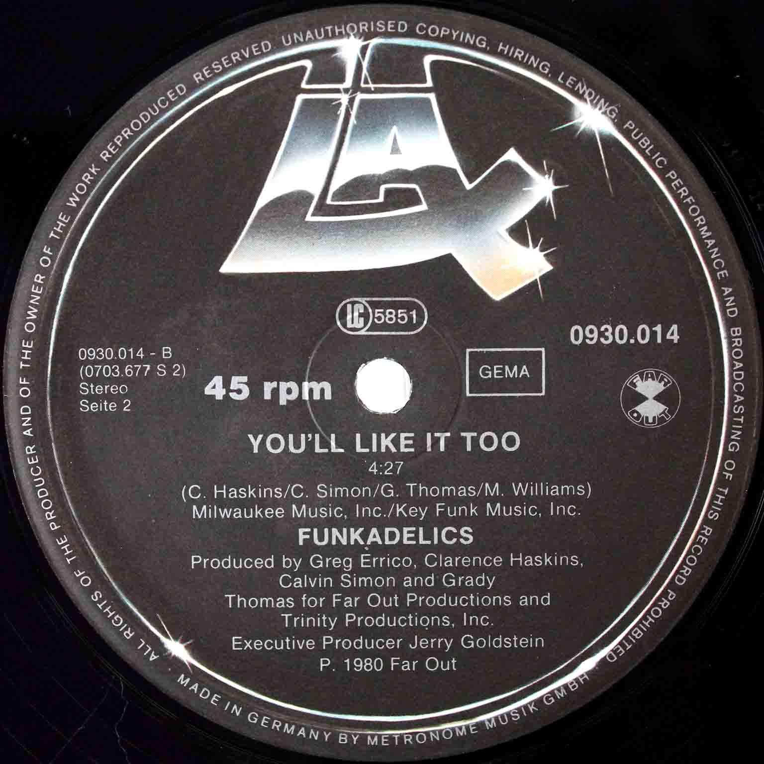 Funkadelics - Youll Like It Too 02