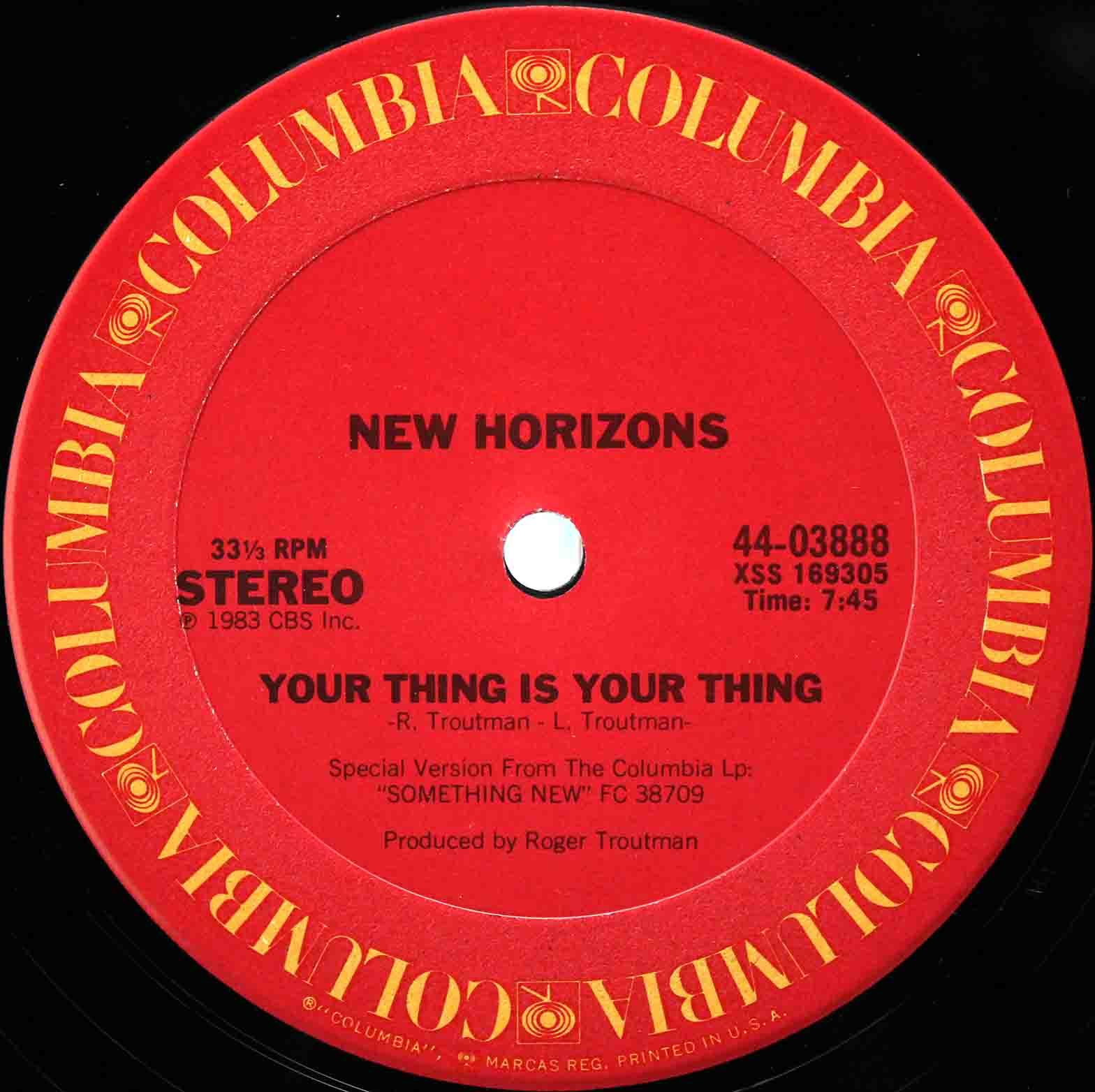 New Horizons Your Thing Is Your Thing 03