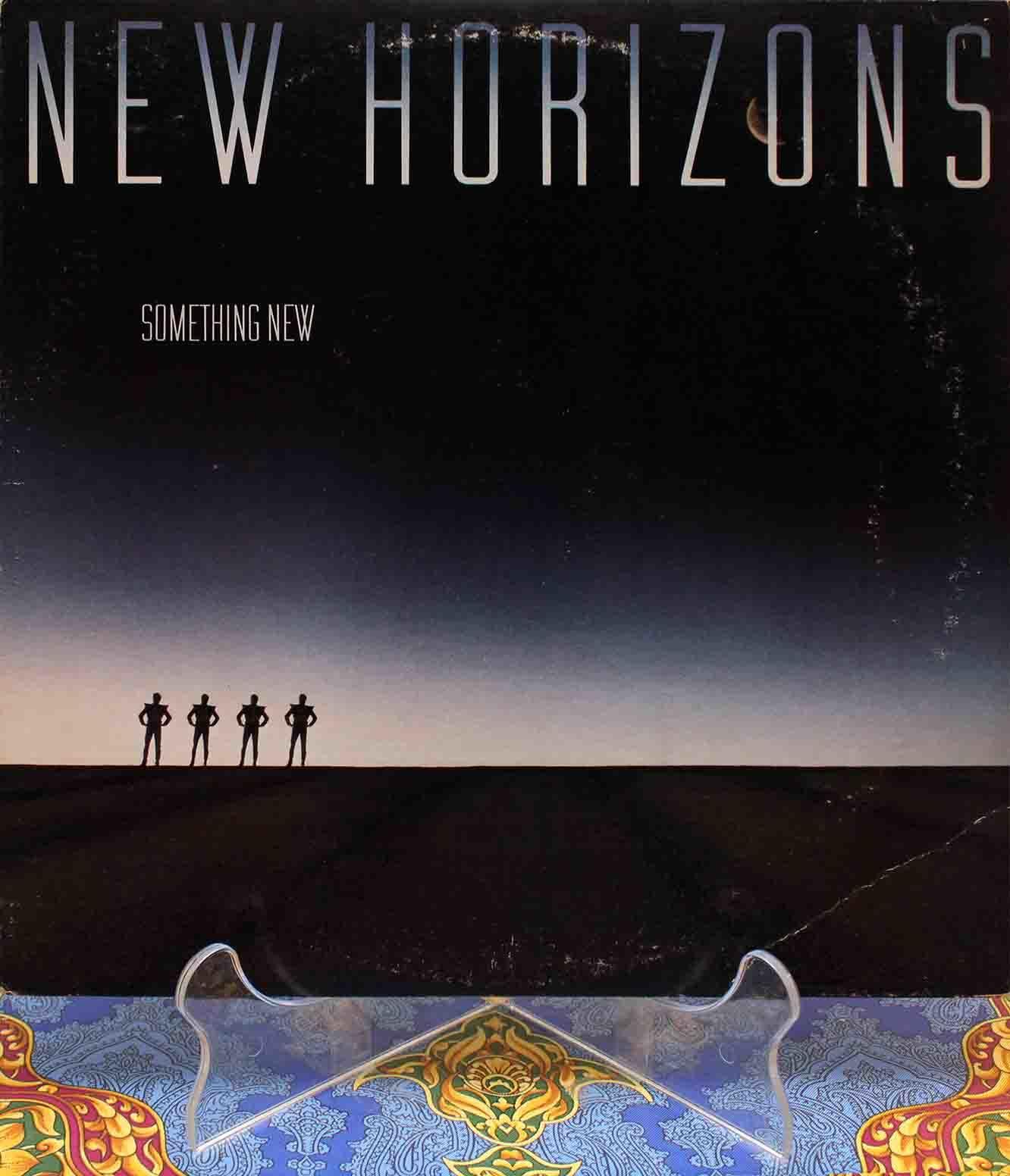 New Horizons – Something New LP 01