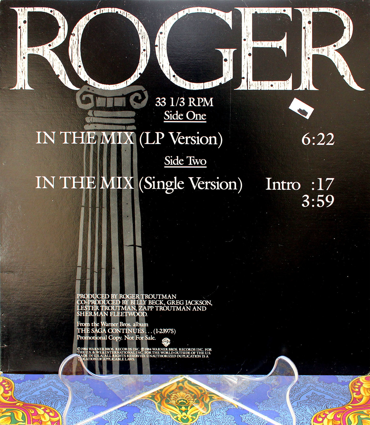 Roger In The Mix 01