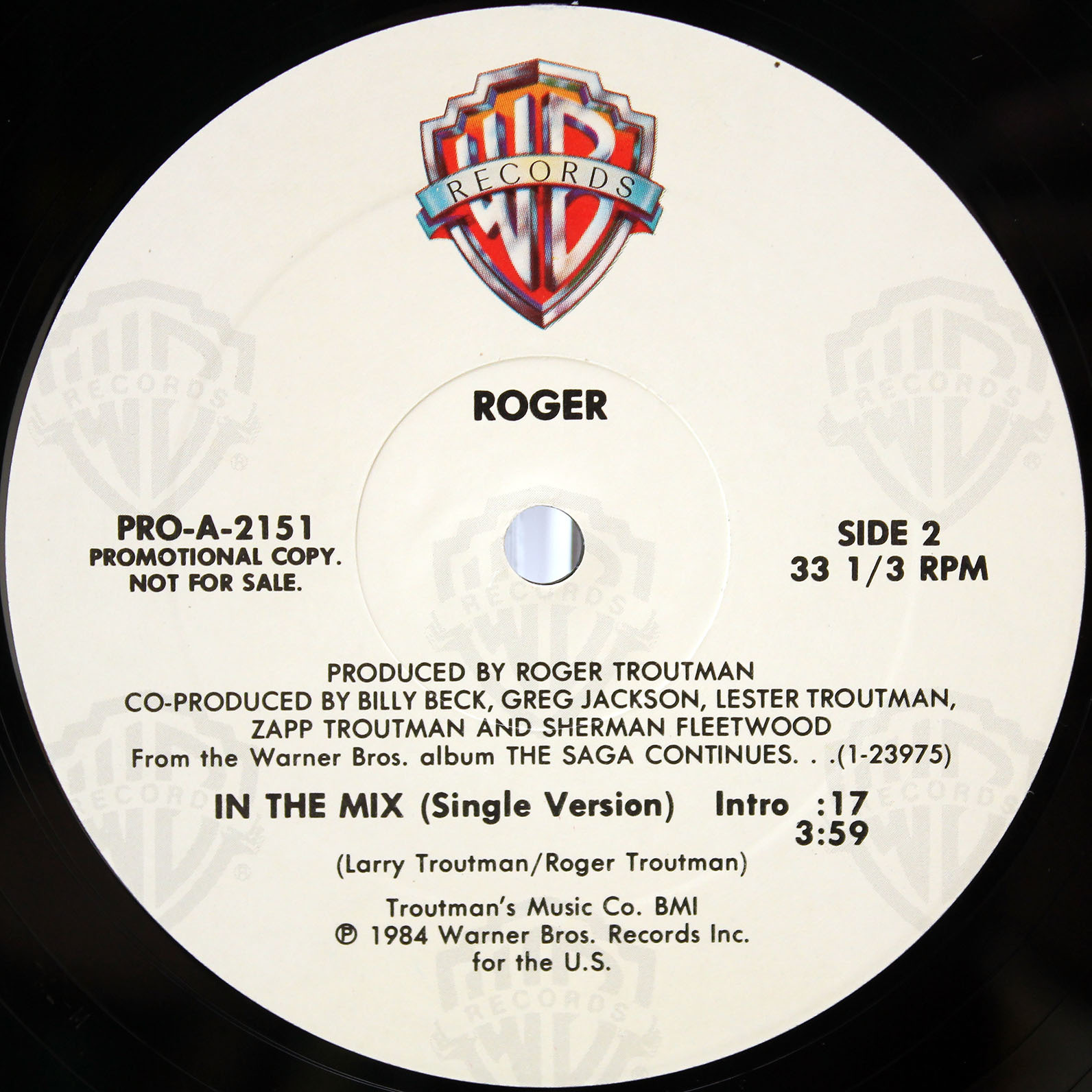 Roger In The Mix 03