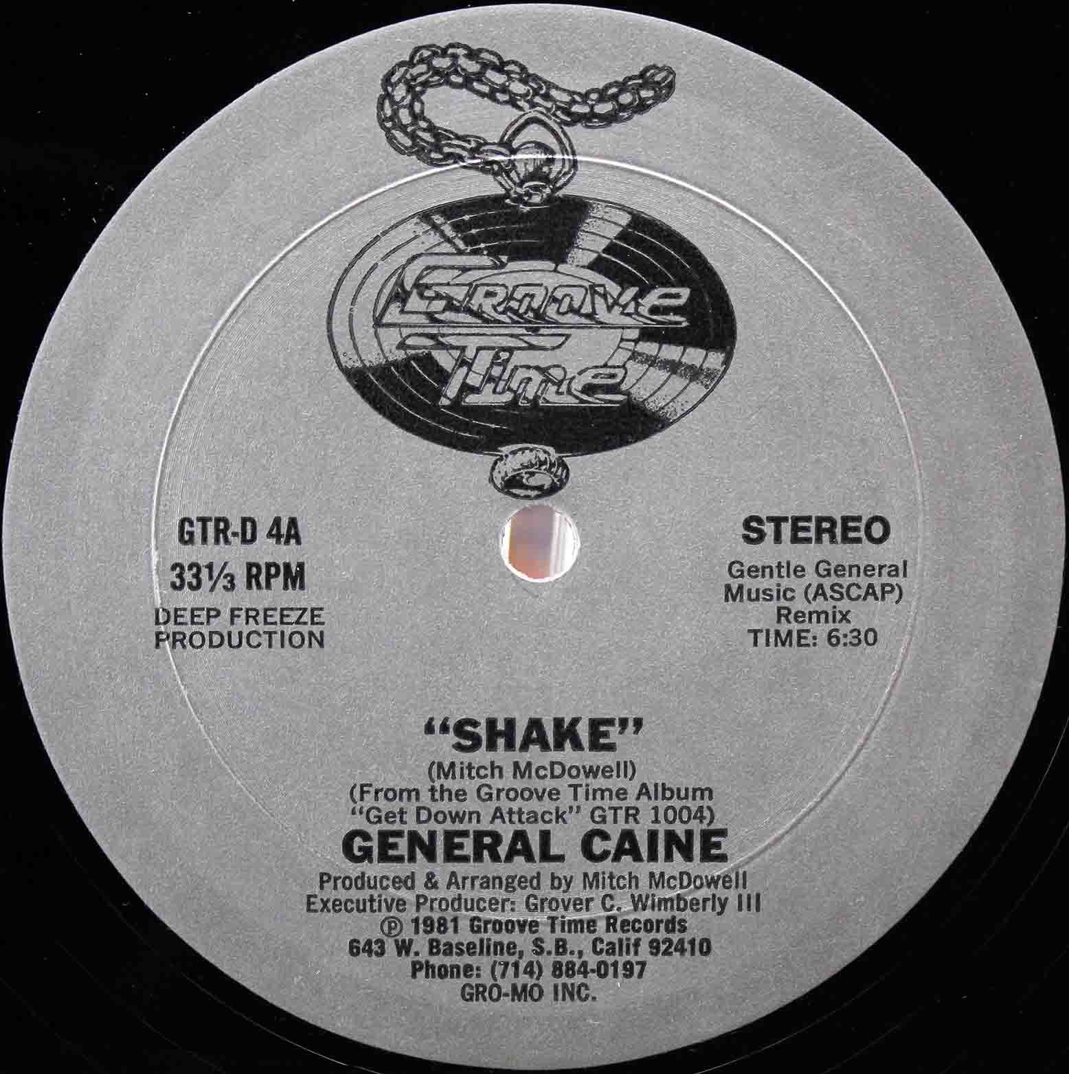 General Caine - Shake 03