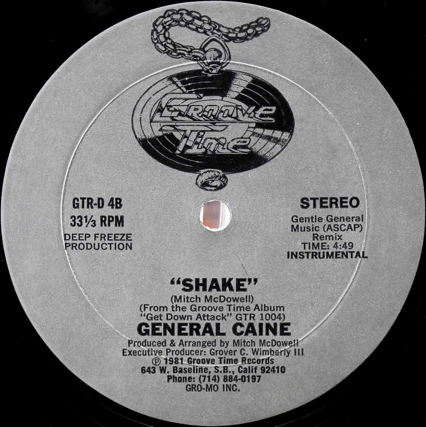 General Caine - Shake 04