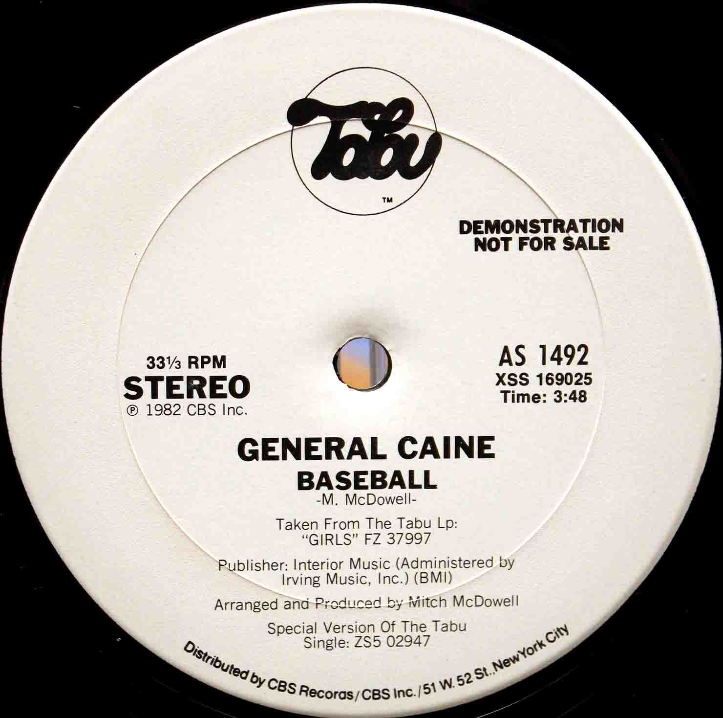 General Caine - Girls 04