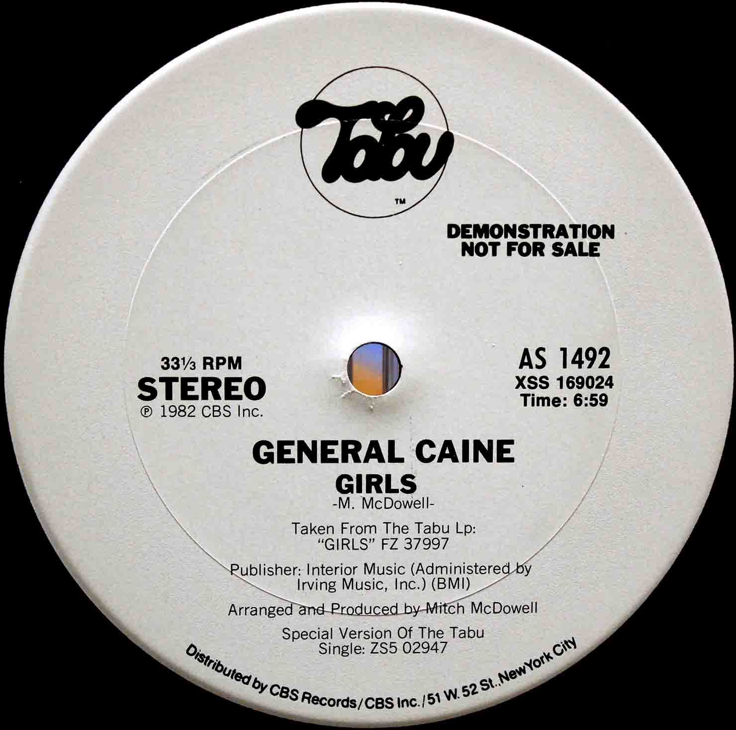 General Caine - Girls 03
