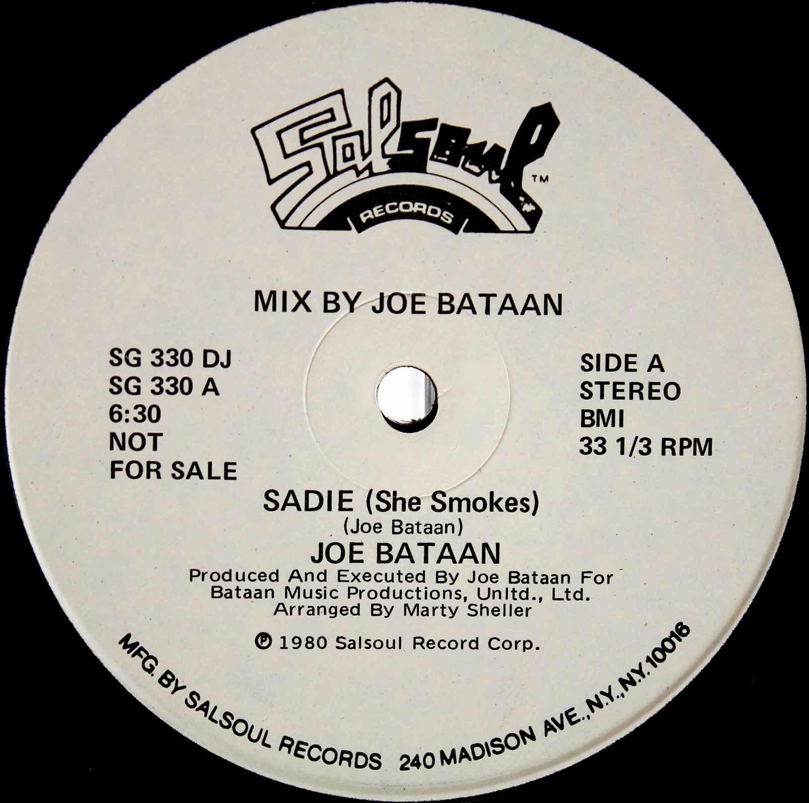 Joe Bataan – Sadie 03