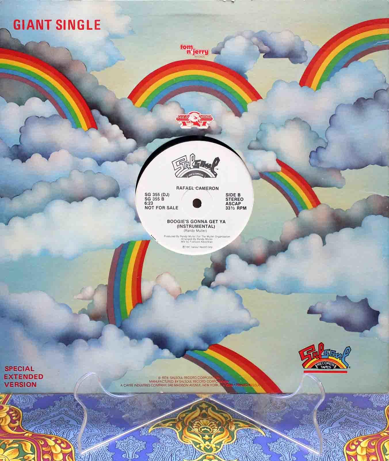 Rafael Cameron – Boogies Gonna Get Ya 02