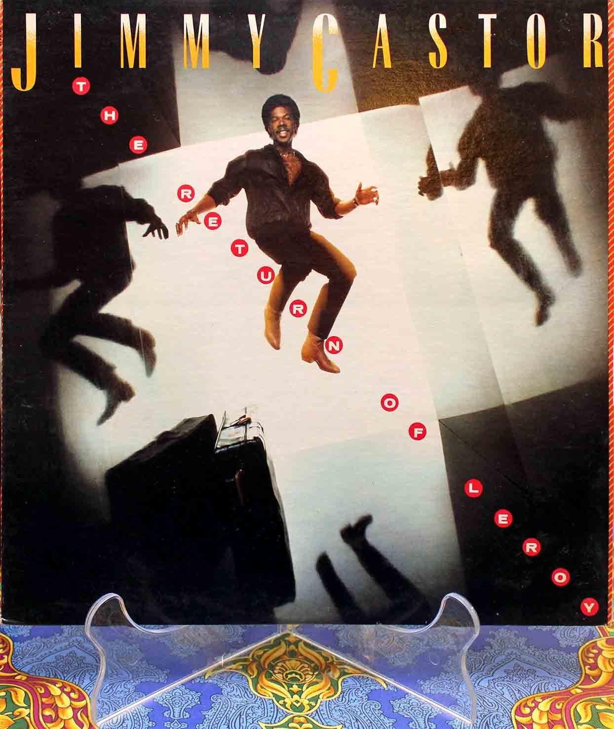 Jimmy Castor – The Return Of Leroy 01