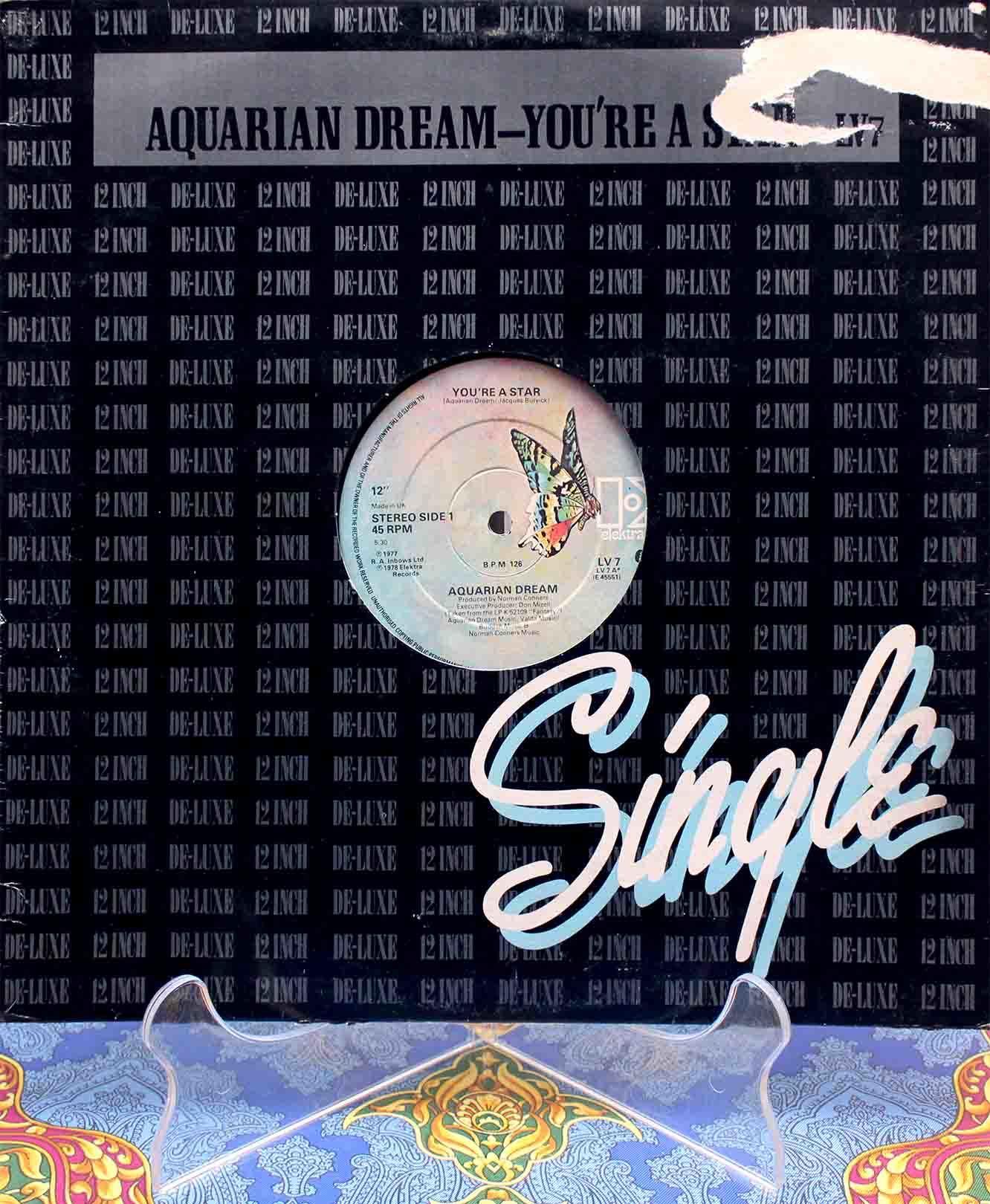 Aquarian Dream – Youre A Star 01