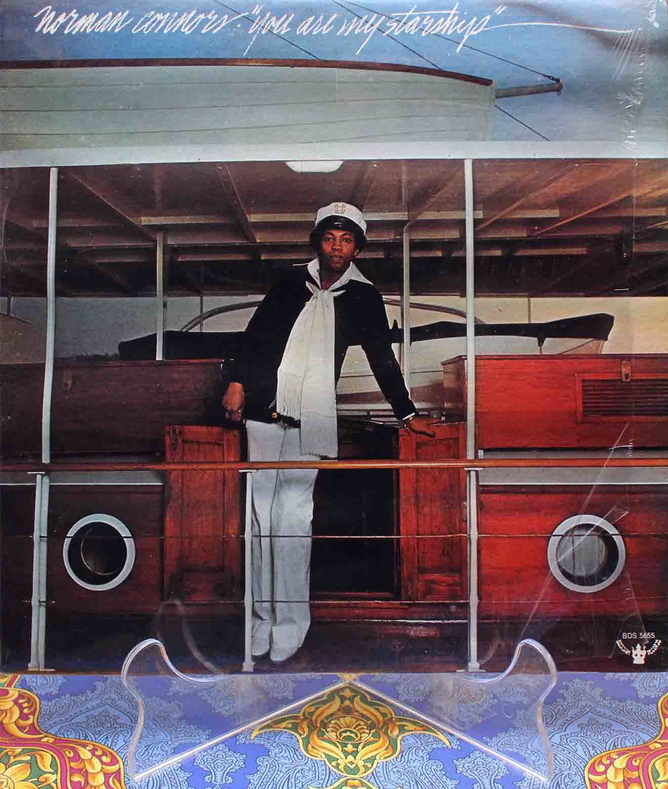Norman Connors You Are My Starship 01