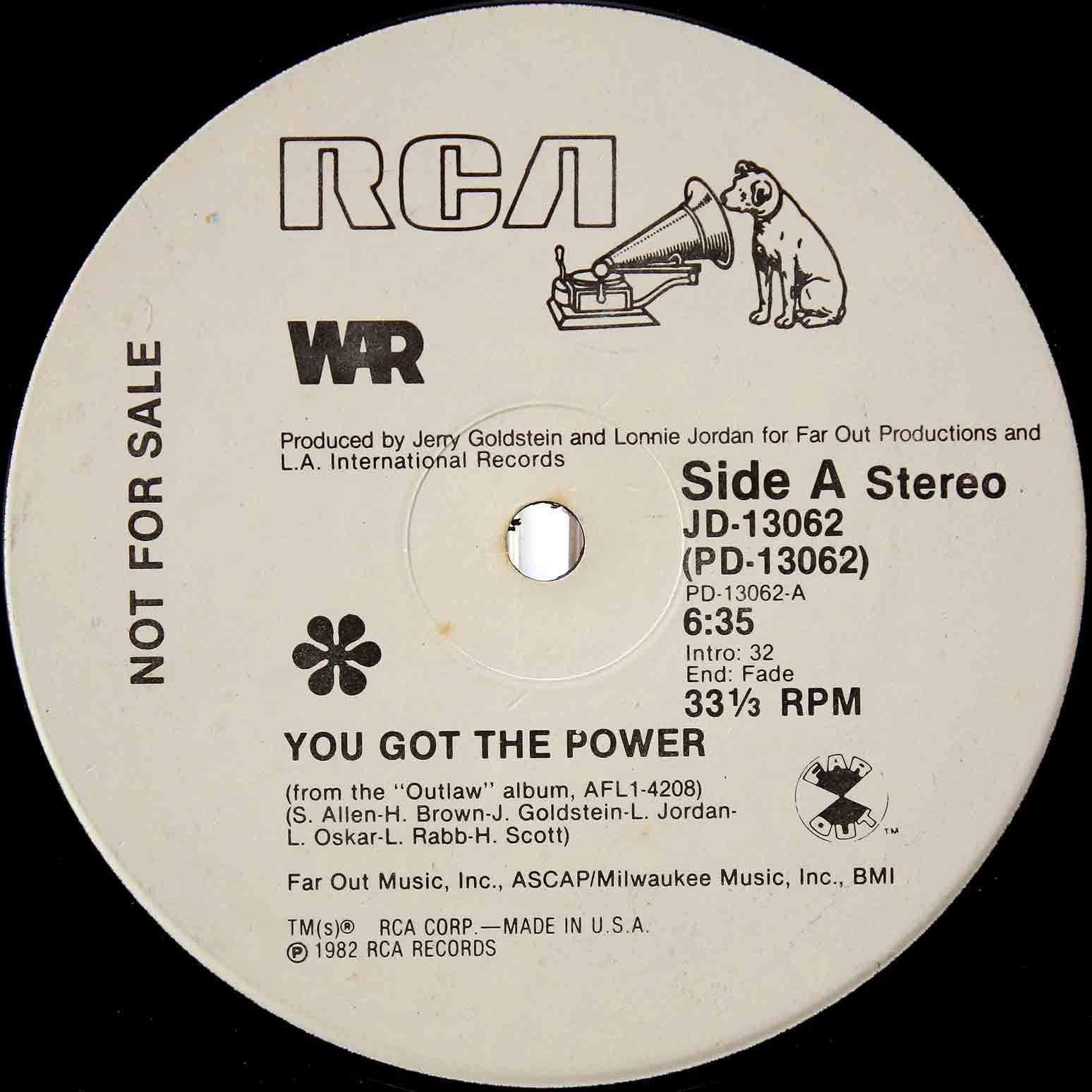 War – You Got The Power 02