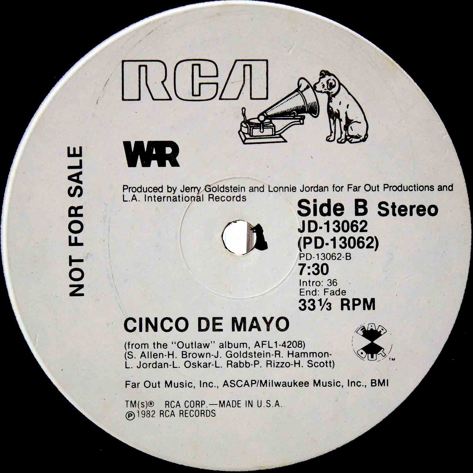 War – Cinco De Mayo 02