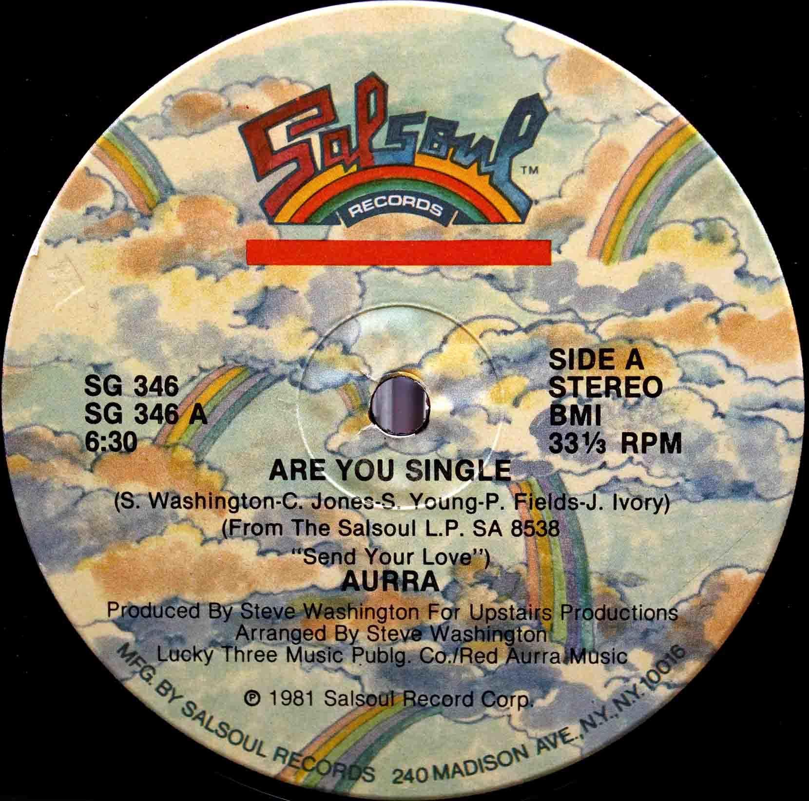 Aurra – Are You Single 03