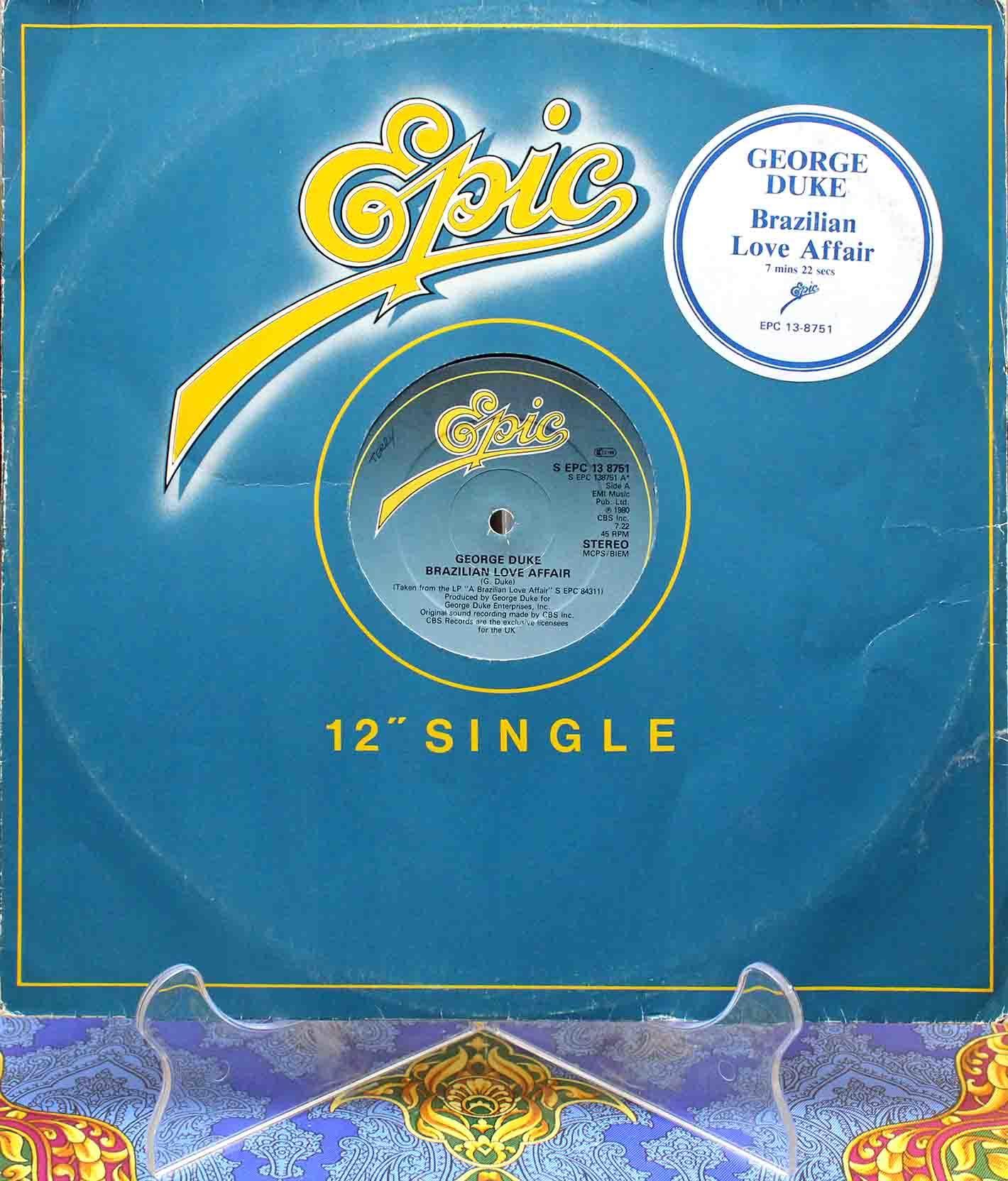 George Duke – Brazilian Love Affair 01