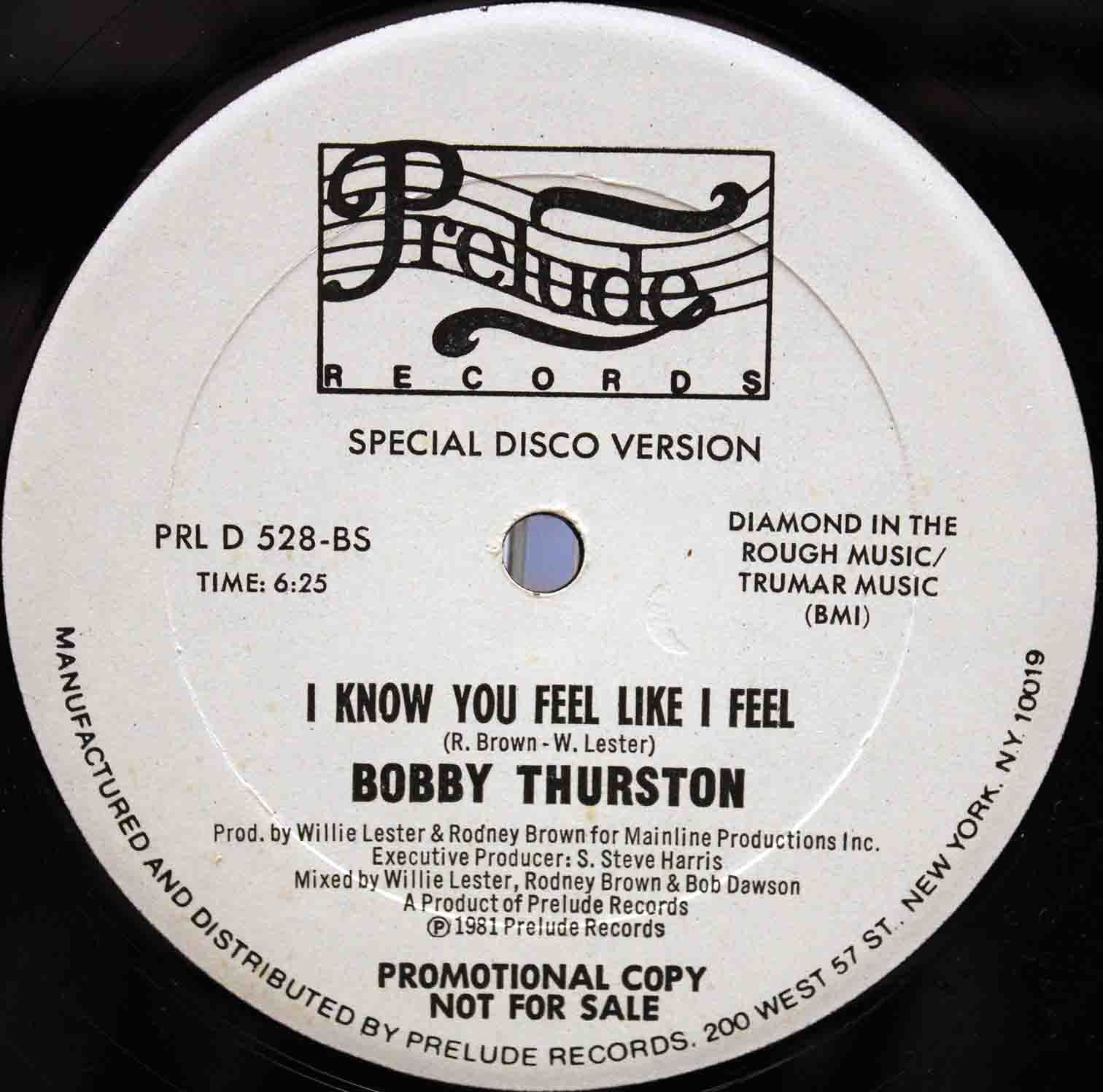 Bobby Thurston – Is Something Wrong With You 04