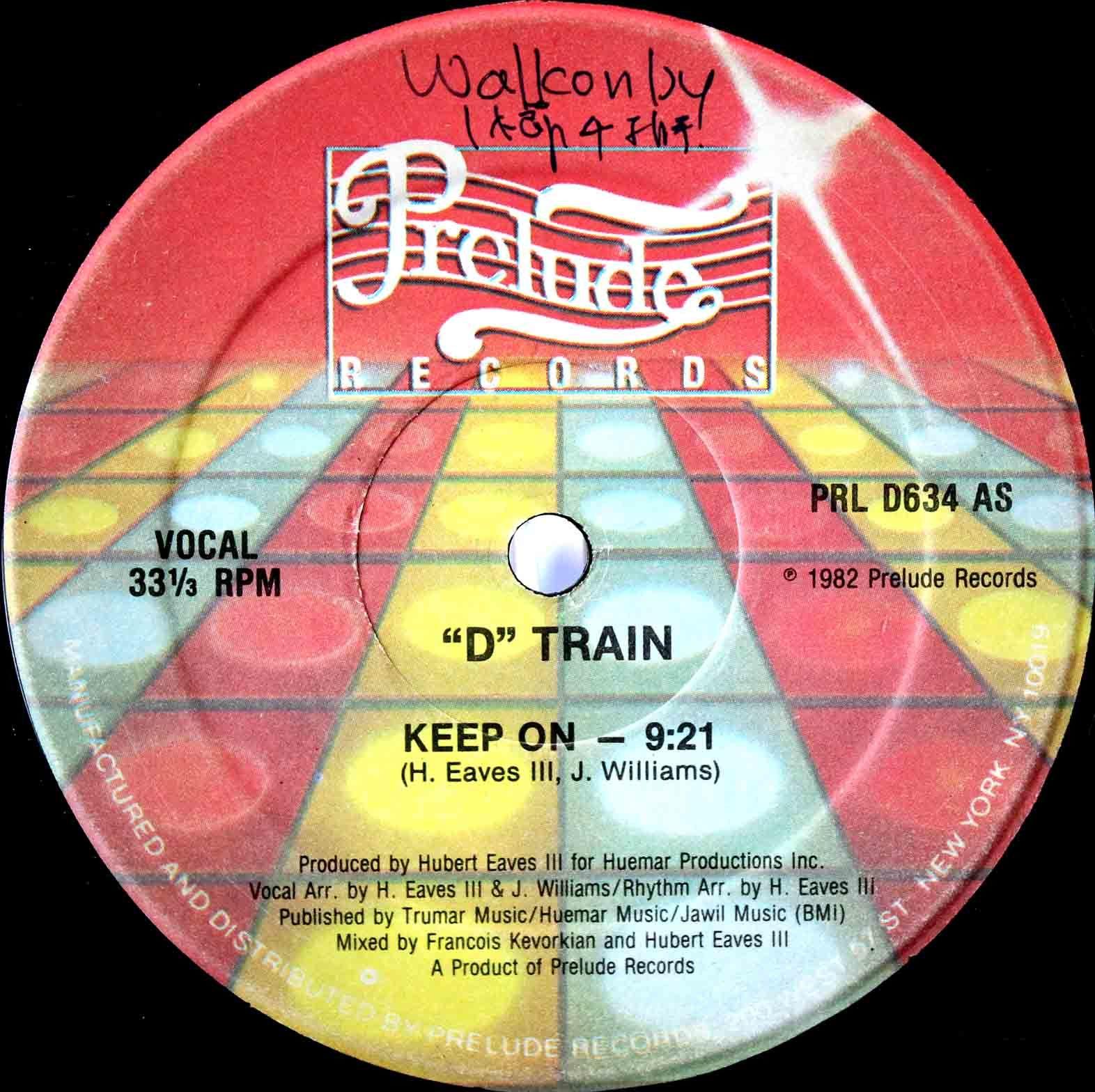D Train - Keep On 03