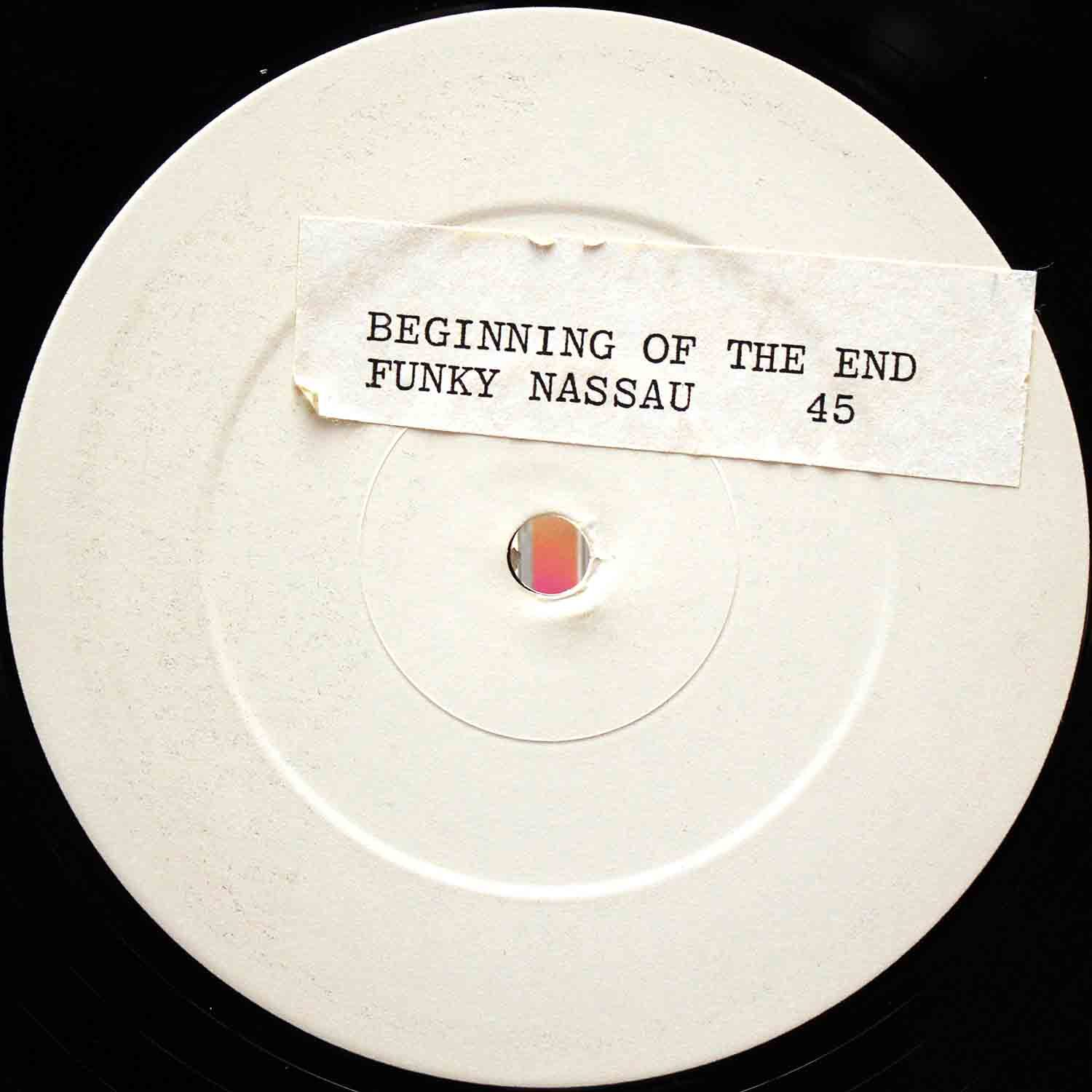 Beginning Of The End – Funky Nassau (UK Promo 12`Special Long Version) 03