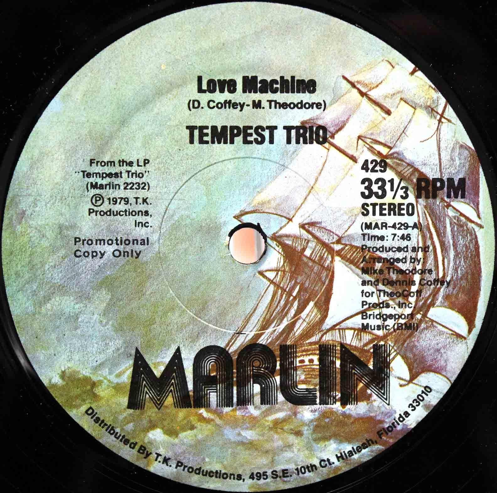 Tempest Trio – Love Machine 03