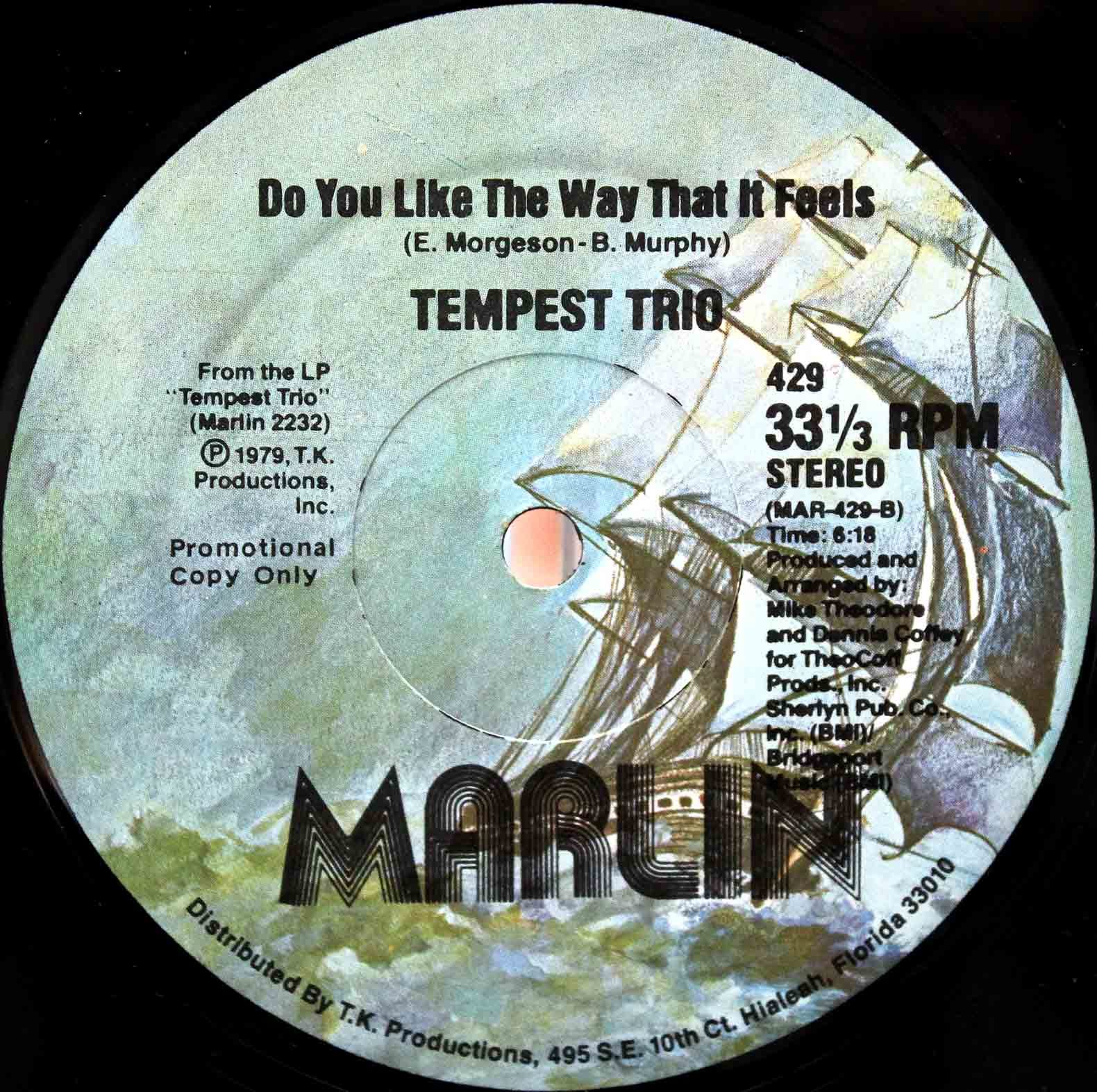 Tempest Trio – Love Machine 04