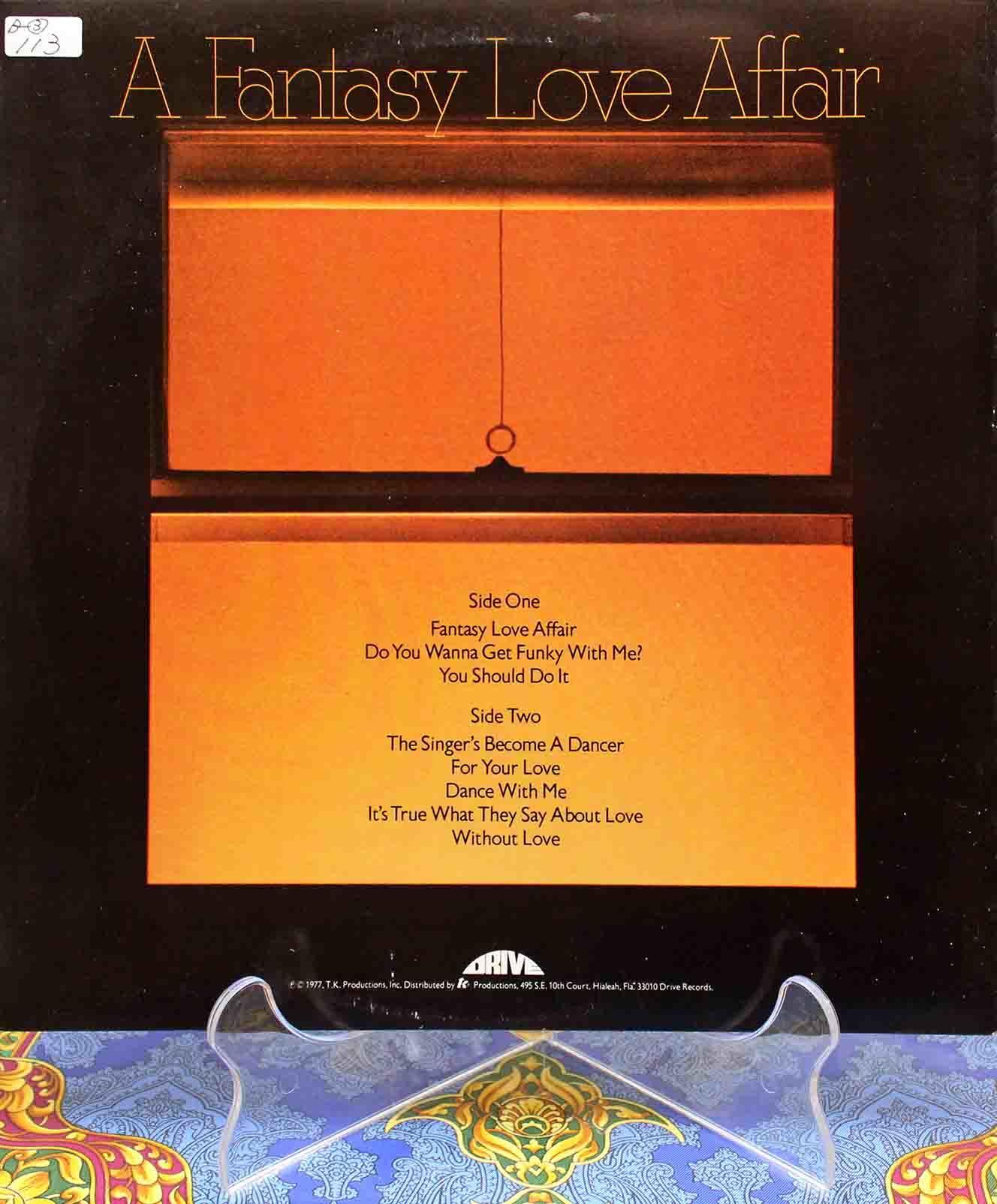 Peter Brown – A Fantasy Love Affair 02