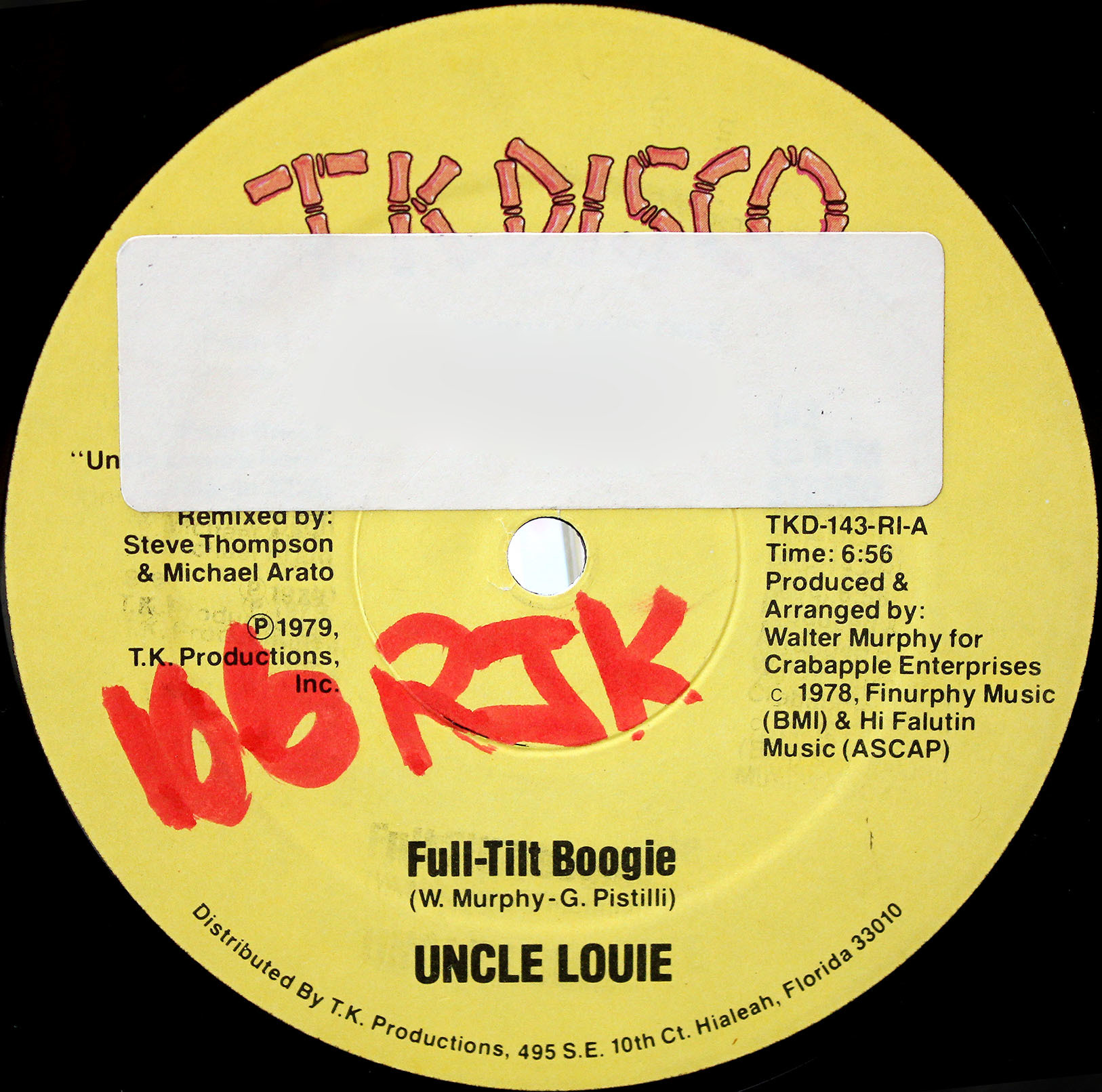 uncle louie full tilt boogie 03