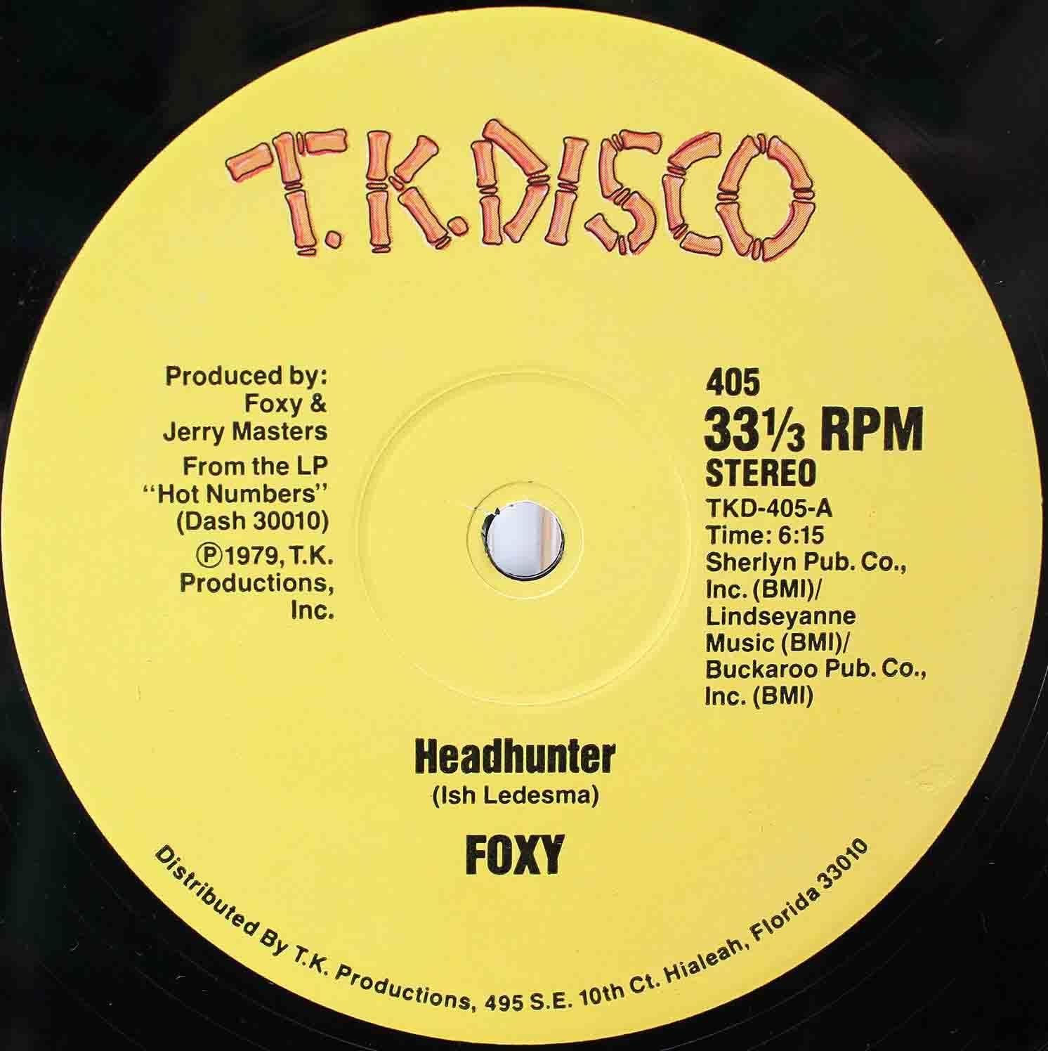 Foxy Headhunter 03