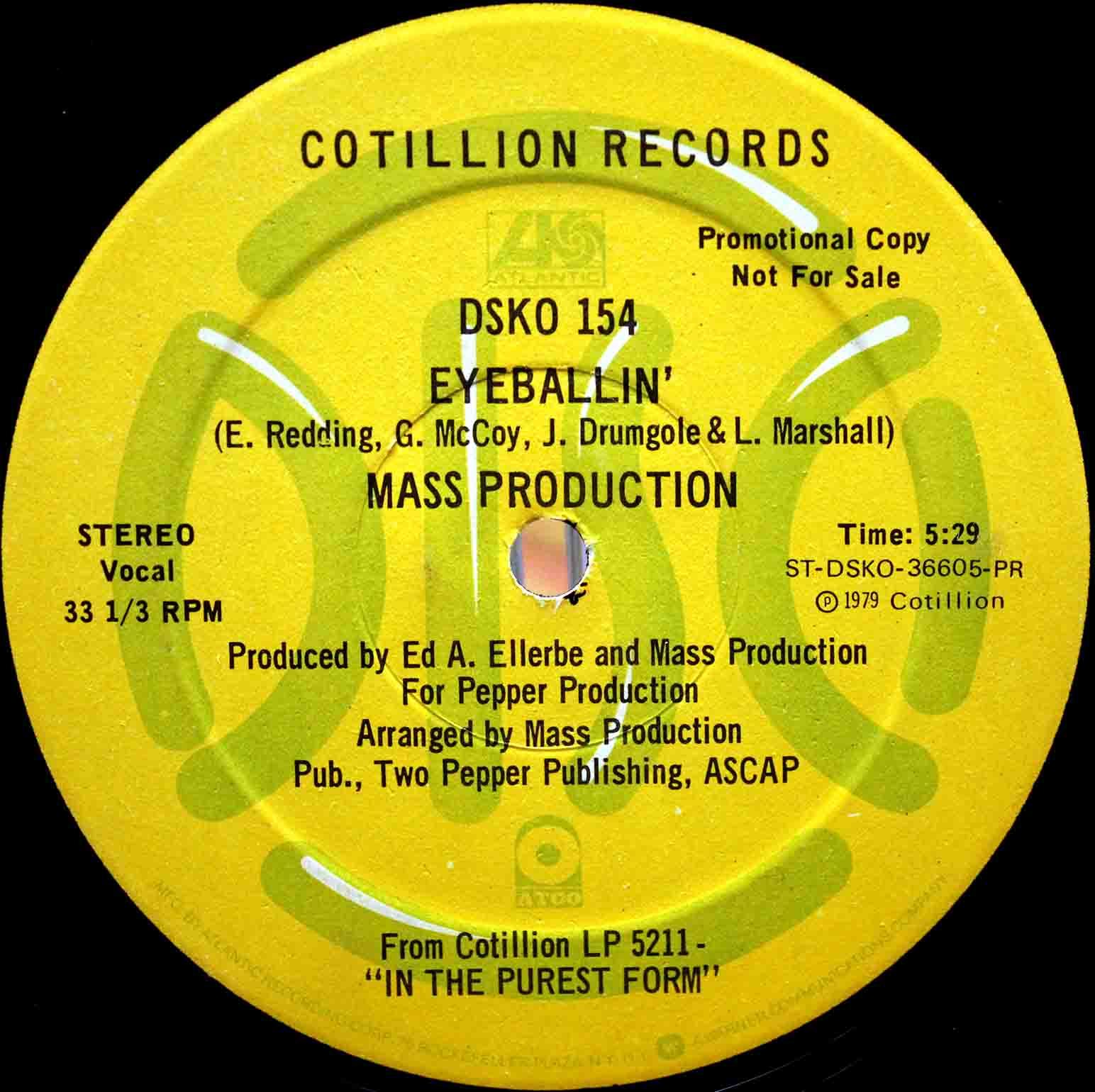 Mass Production - Cant You See Im Fired Up 04