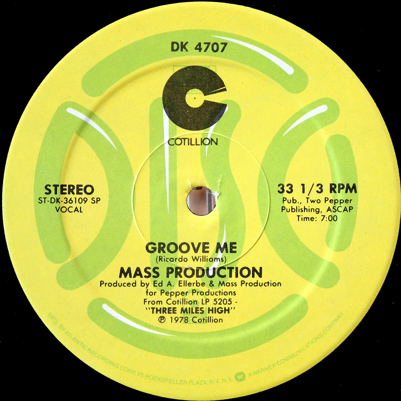 Mass Production - Groove Me 02
