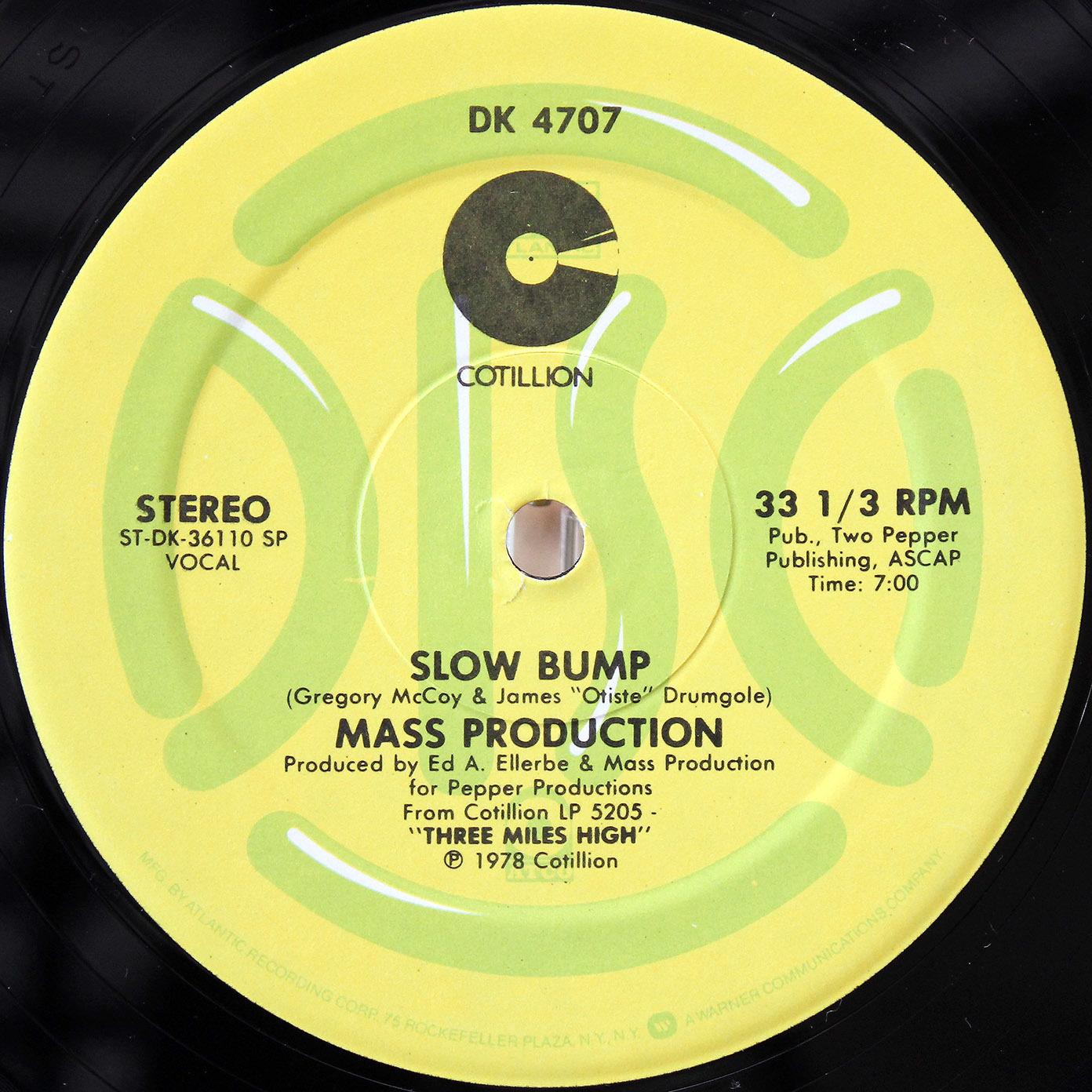 Mass Production - Slow Bump 02