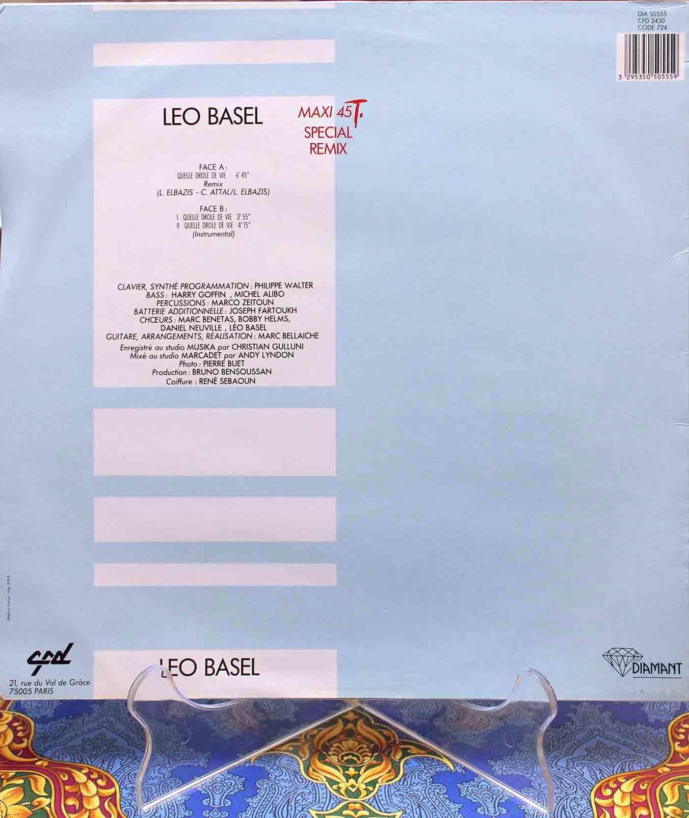 Léo Basel – Quelle Drôle De Vie 02