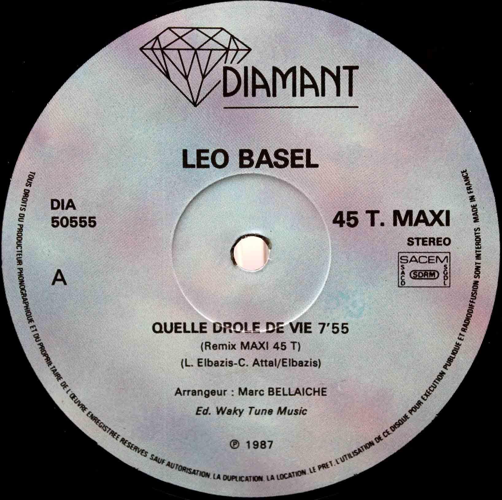 Léo Basel – Quelle Drôle De Vie 03