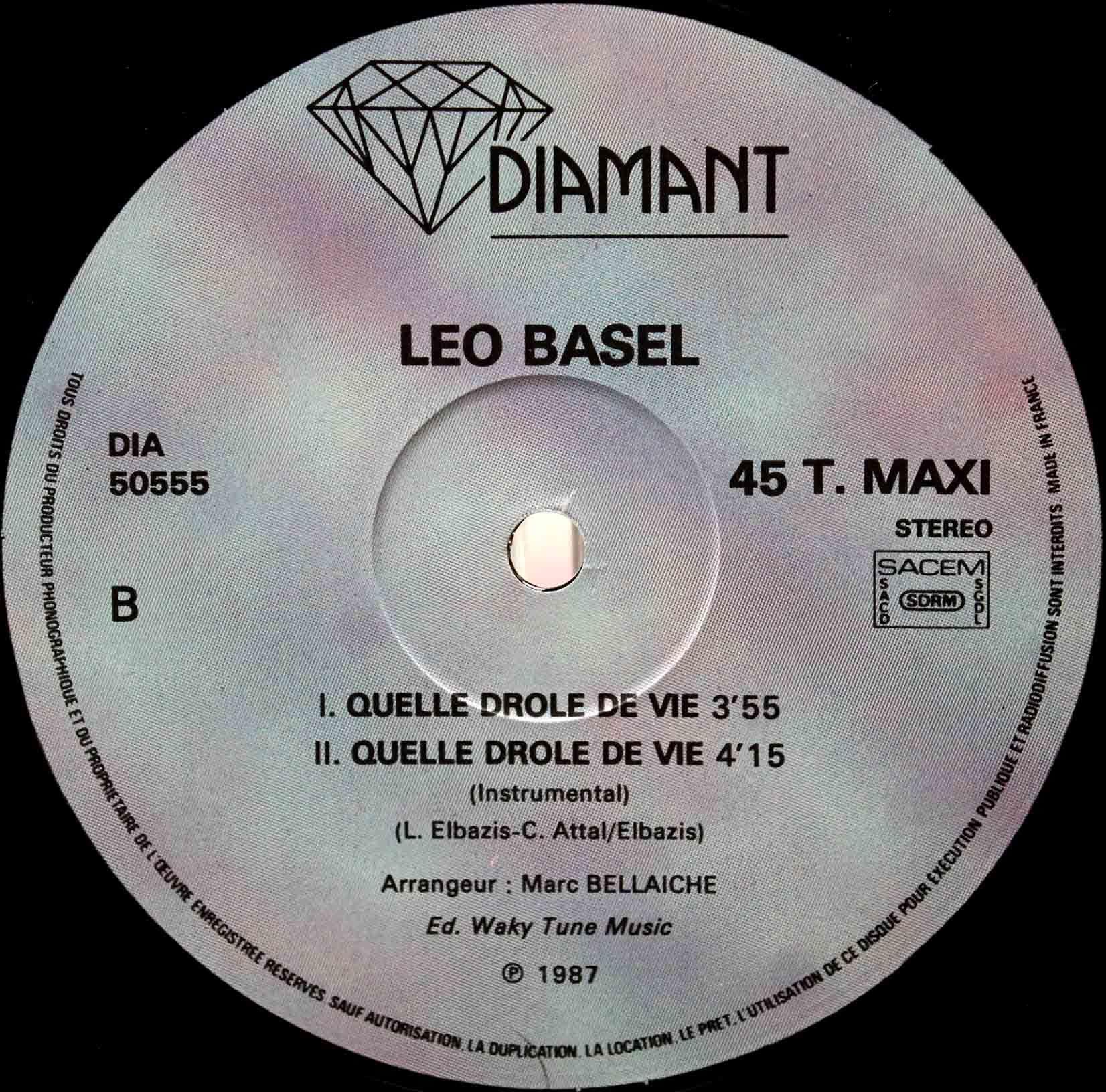 Léo Basel – Quelle Drôle De Vie 04