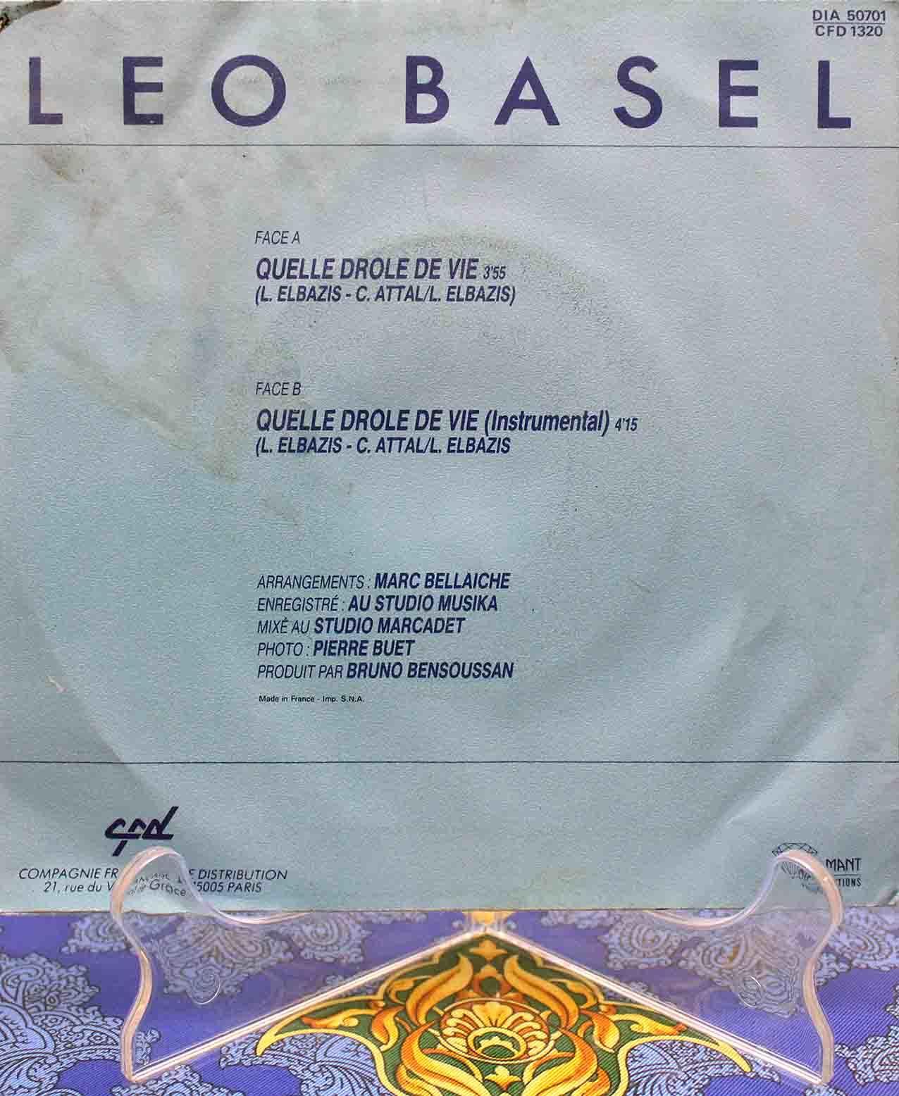 Léo Basel – Quelle Drôle De Vie 7EP 02