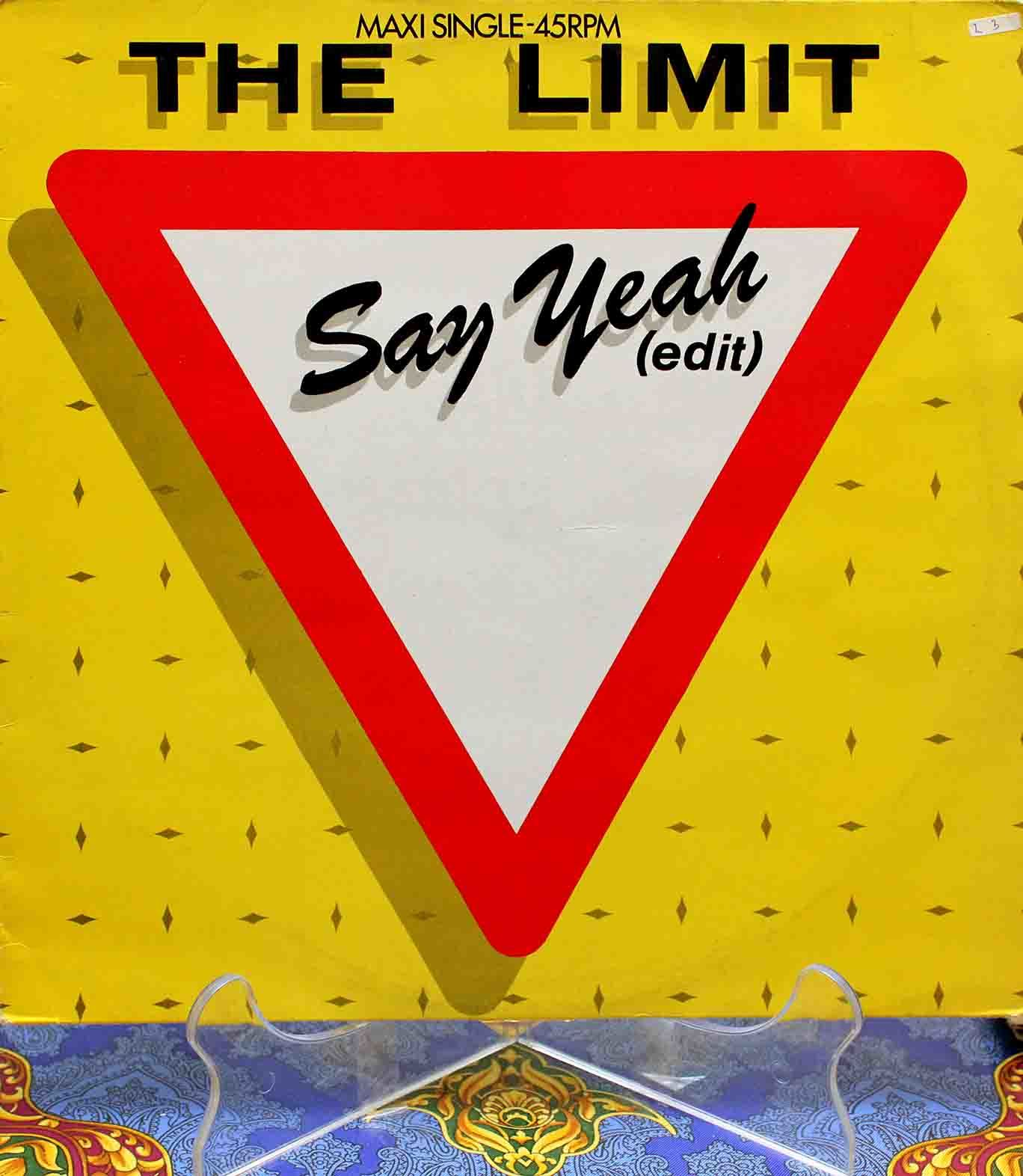 The Limit Say Yeah 01