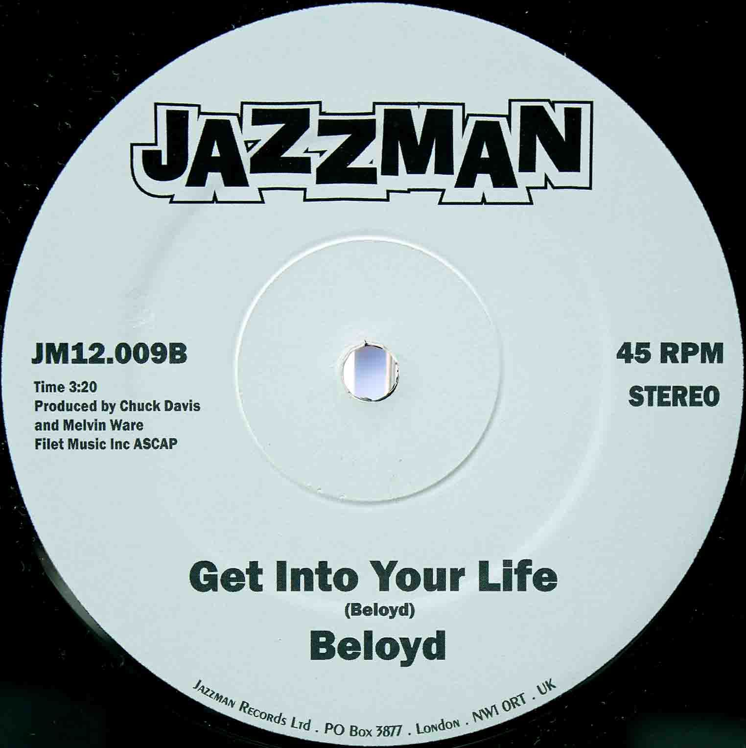 Beloyd – Get Into To Your Life 03