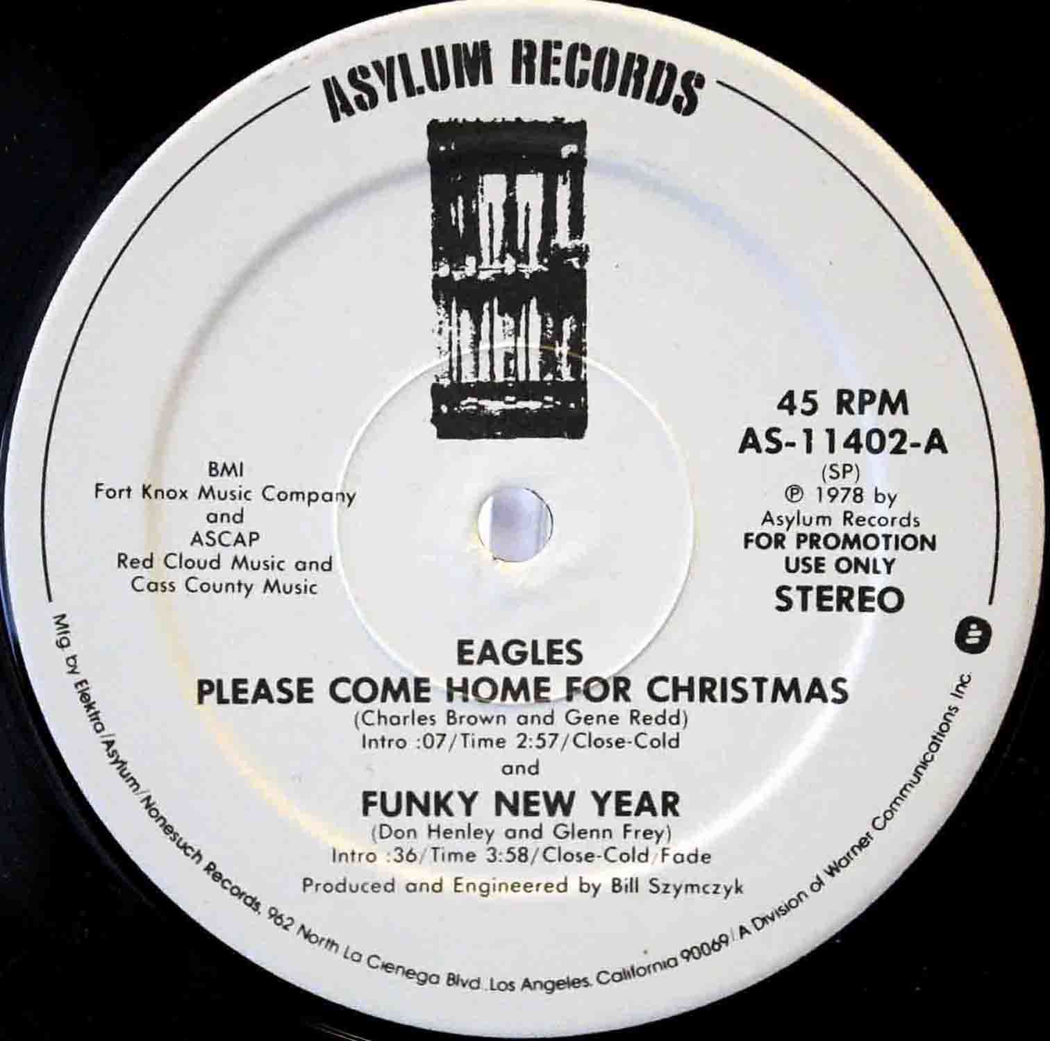 Eagles – Please Come Home For Christmas 03