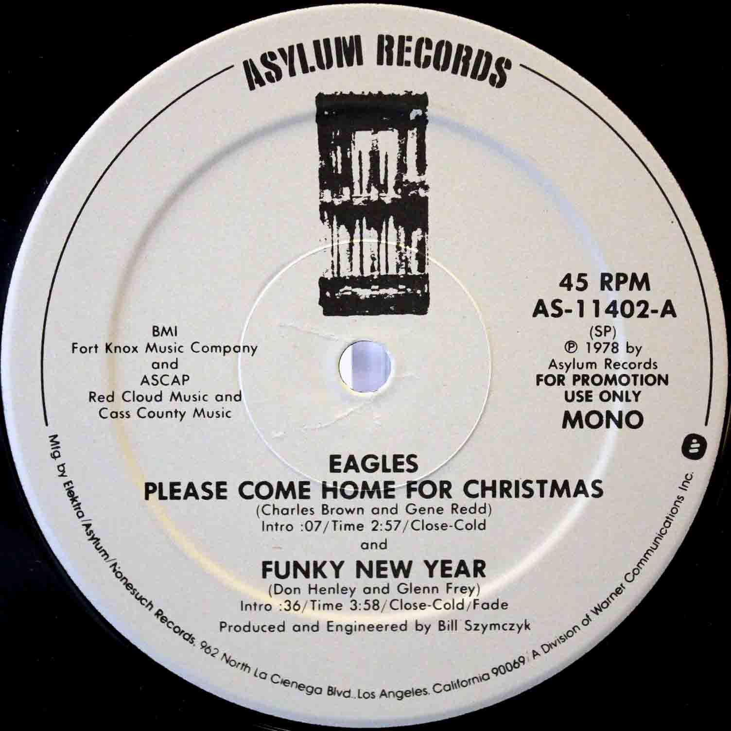 Eagles – Please Come Home For Christmas 04