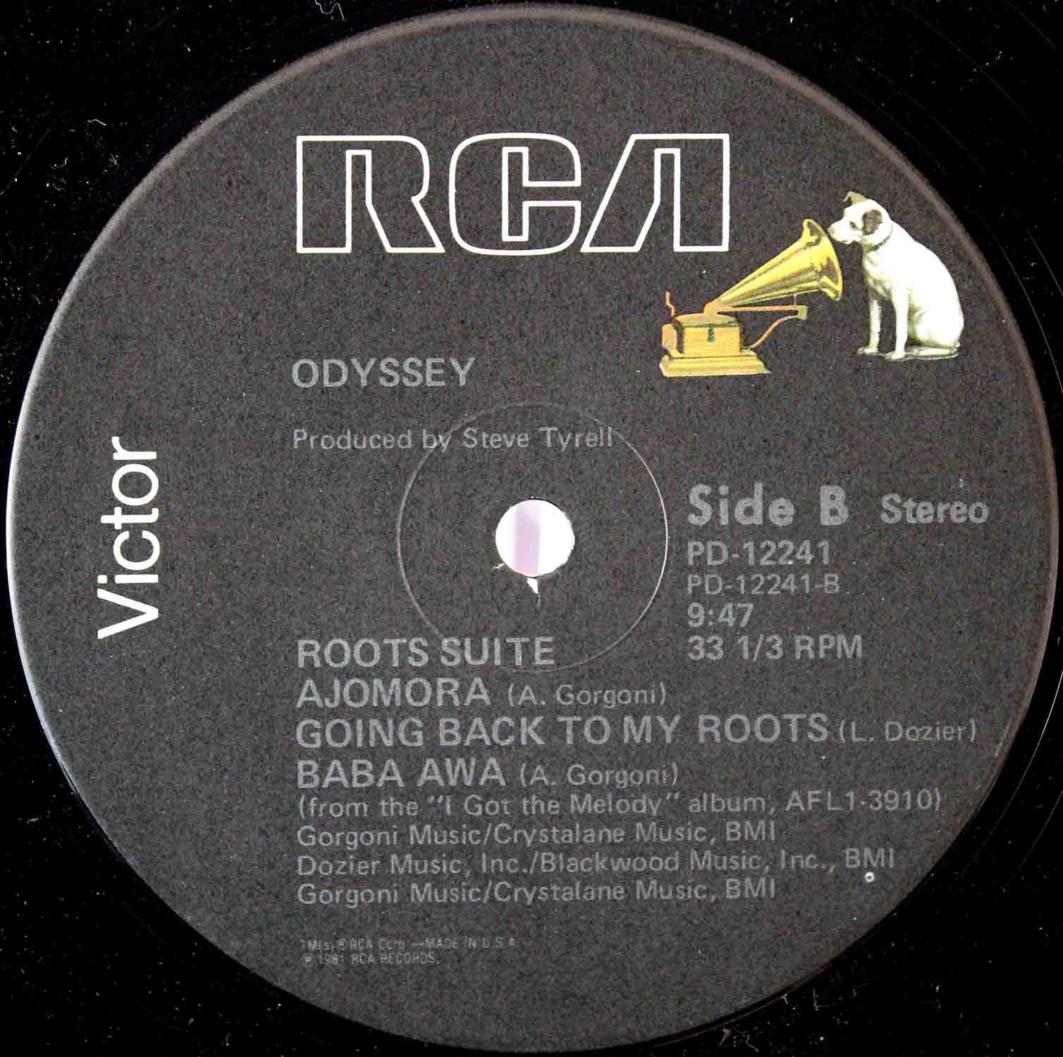 Odyssey – Going Back To My Roots 04