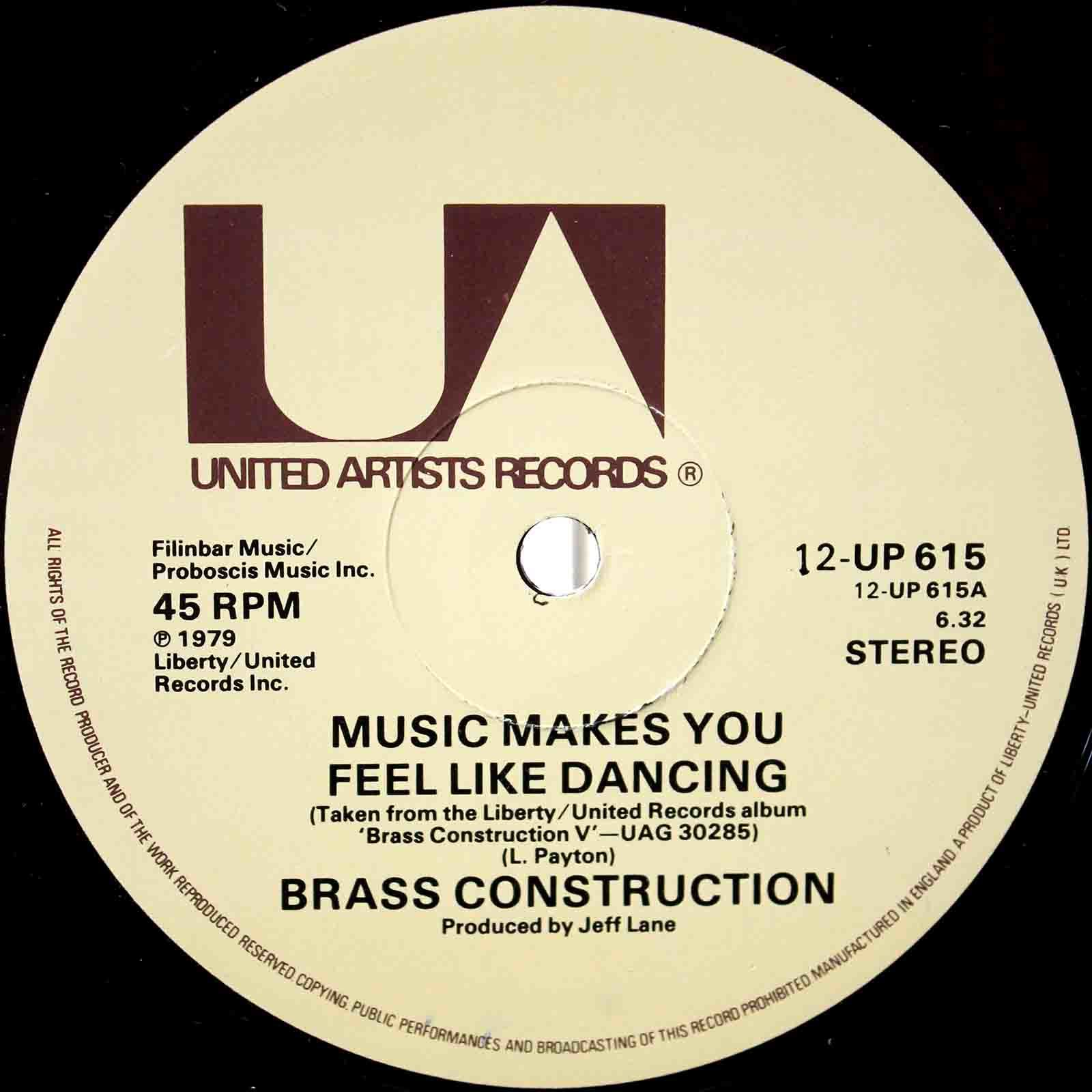 Brass Construction-Music Makes You Feel Like Dancing 03