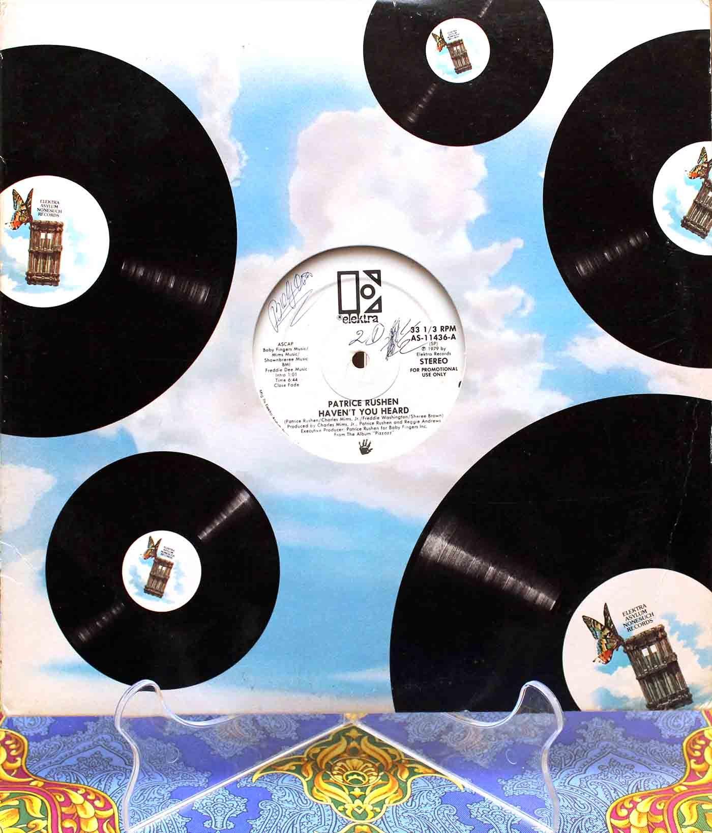 Patrice Rushen – Havent You Heard 01