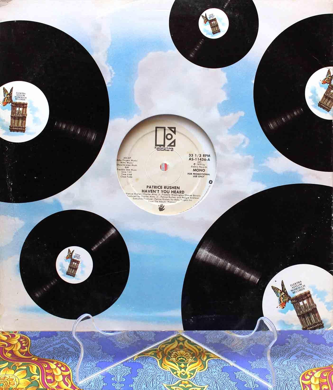 Patrice Rushen – Havent You Heard 02