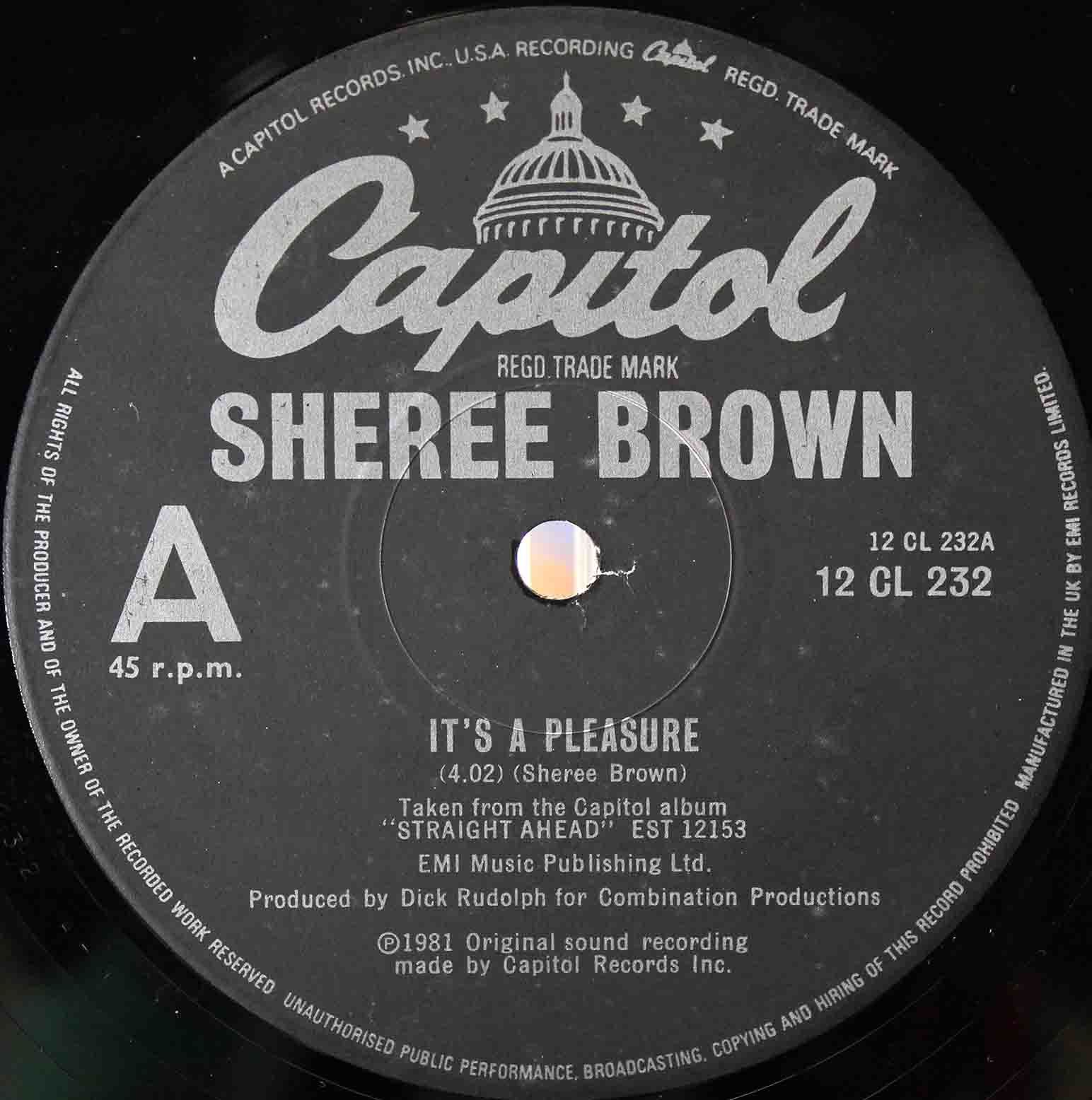 Sheree Brown – Its A Pleasure 03