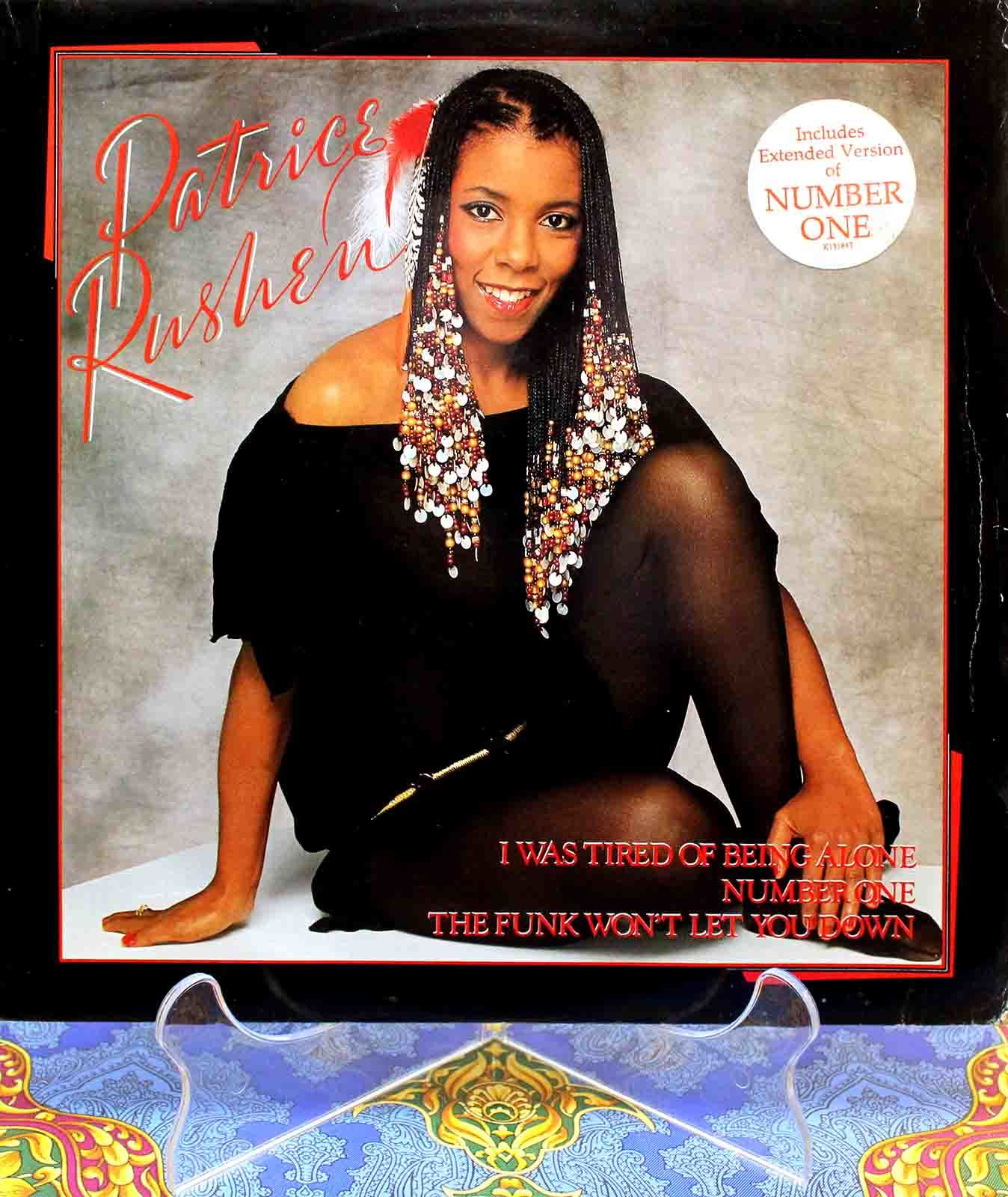 Patrice Rushen – I Was Tired Of Being Alone 01