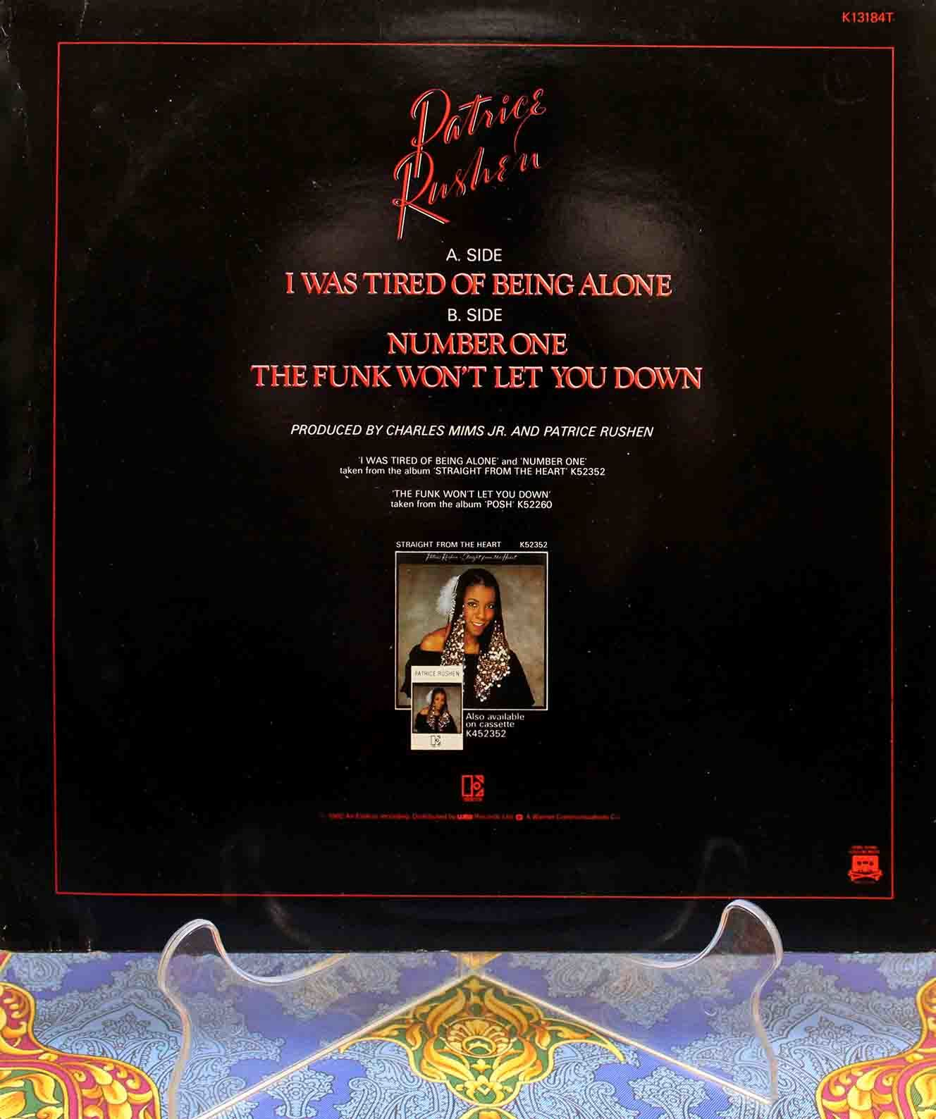 Patrice Rushen – I Was Tired Of Being Alone 02
